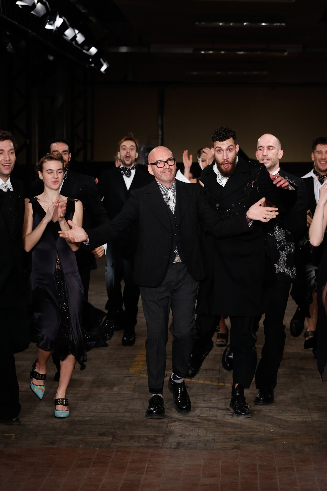 Antonio Marras Finale Fashion Show