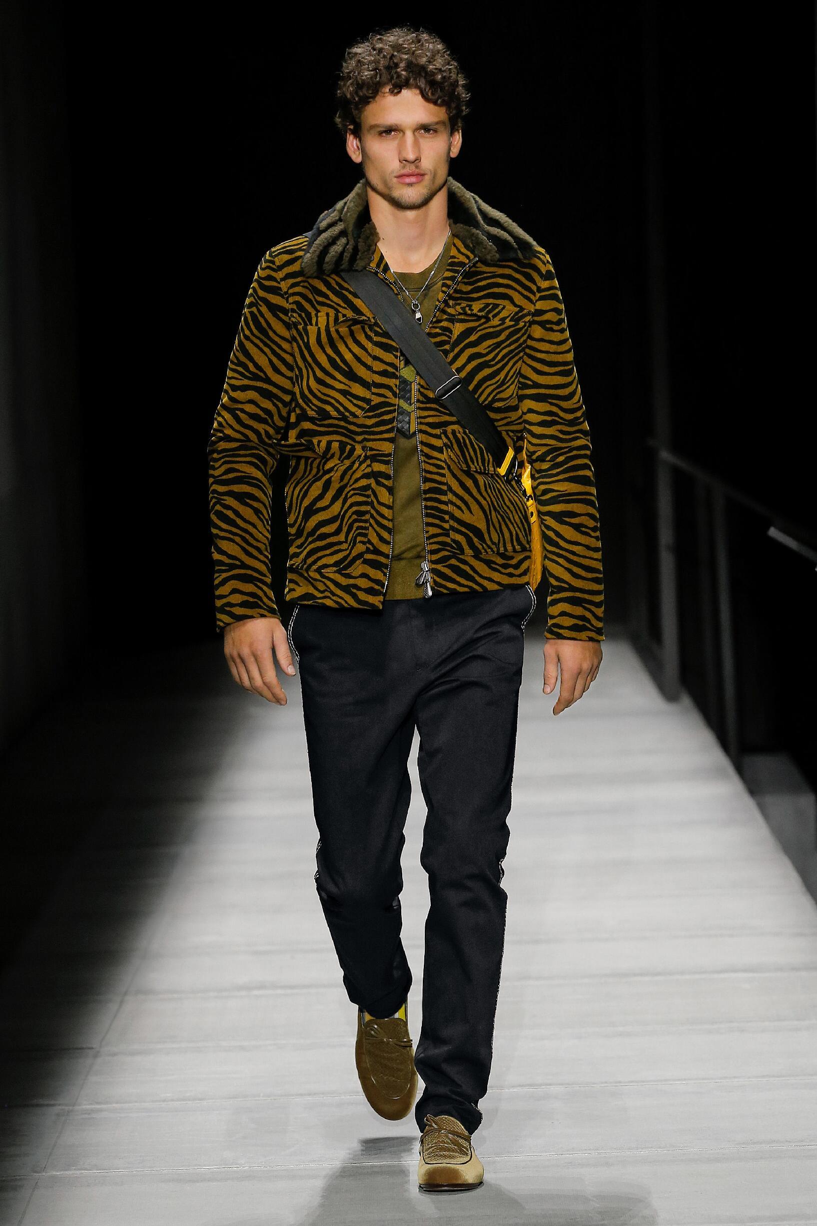 Bottega Veneta Fall Winter 2018 Mens Collection New York Fashion Week