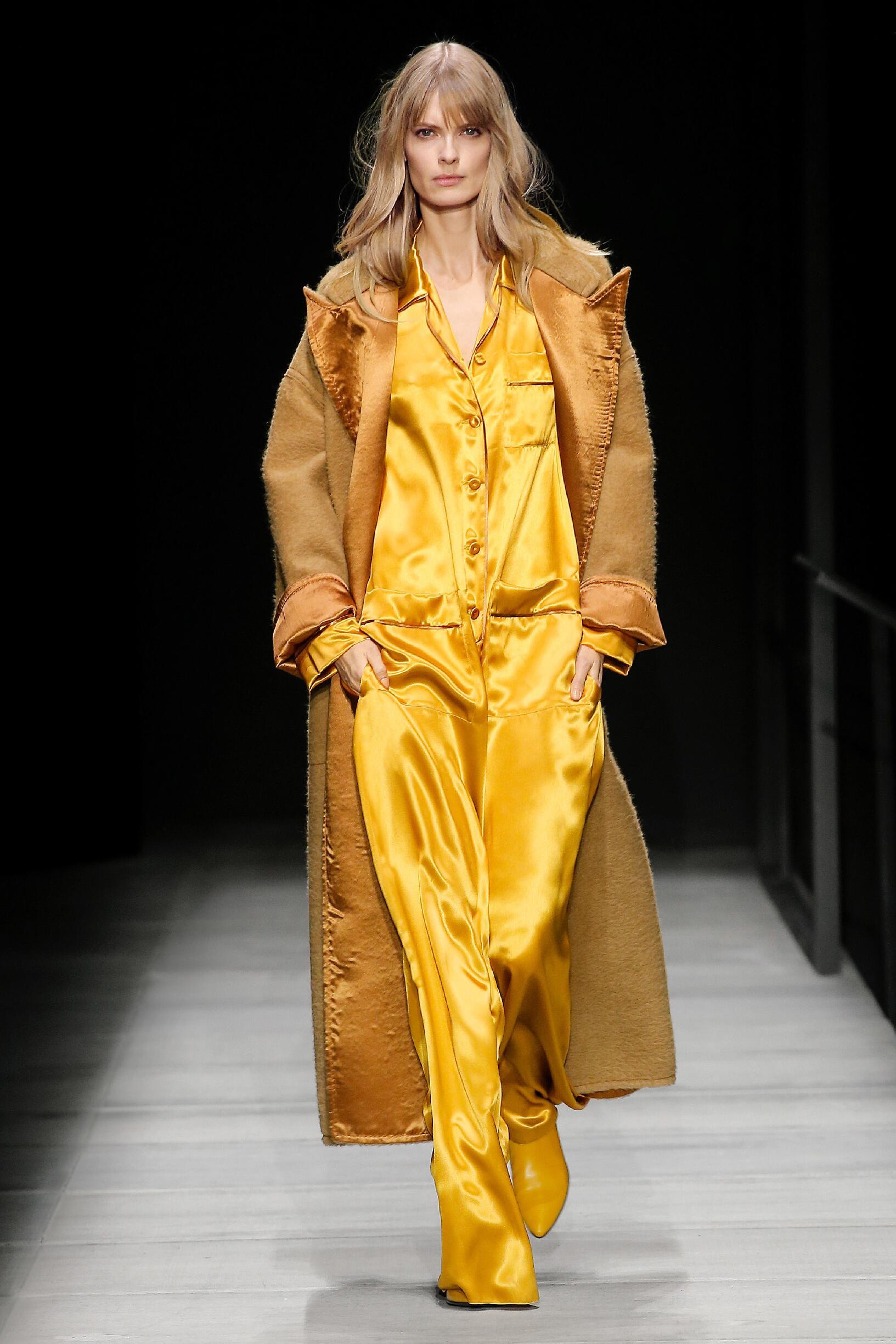 Bottega Veneta Fashion Show FW 2018 Womenswear