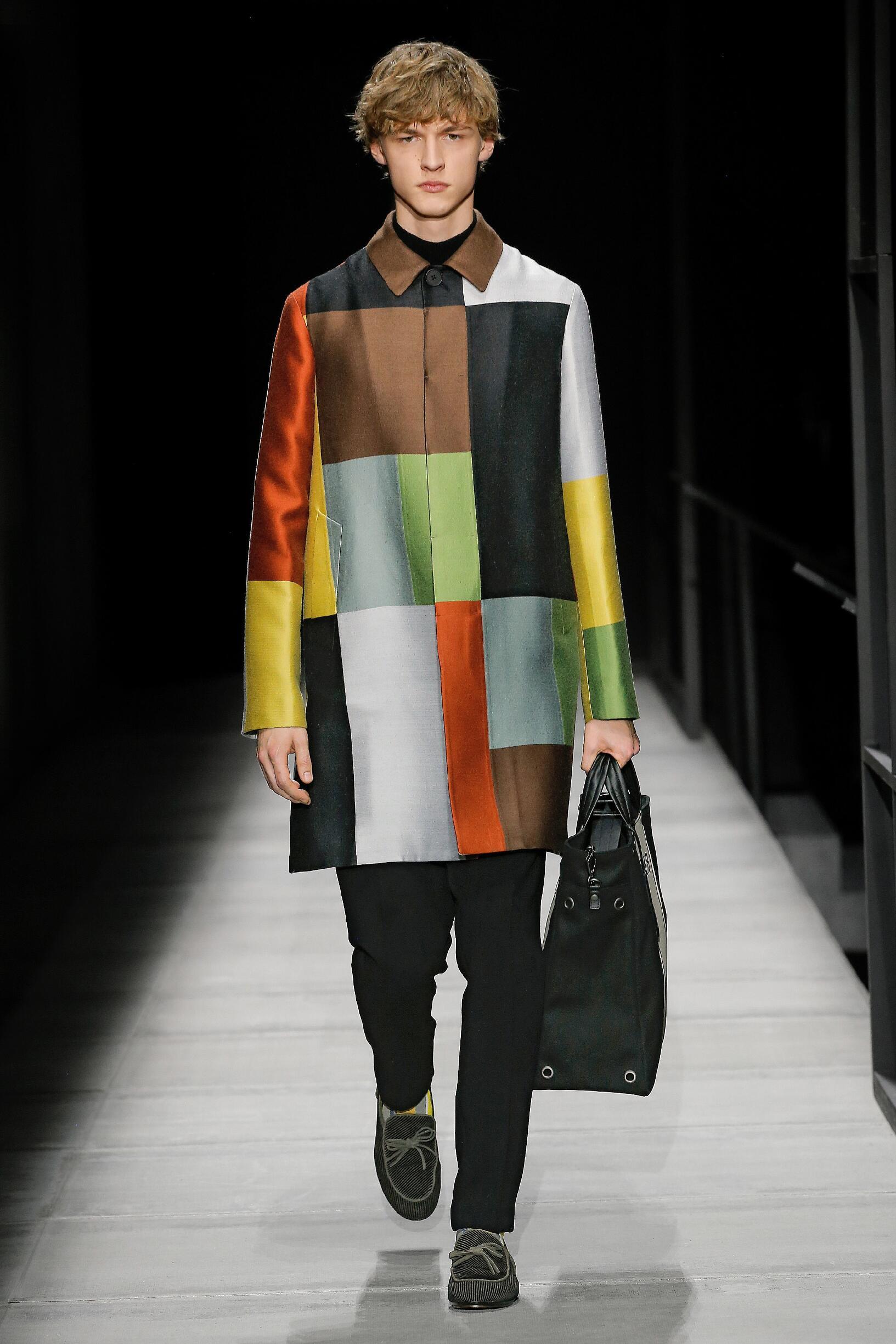Bottega Veneta Fashion Show