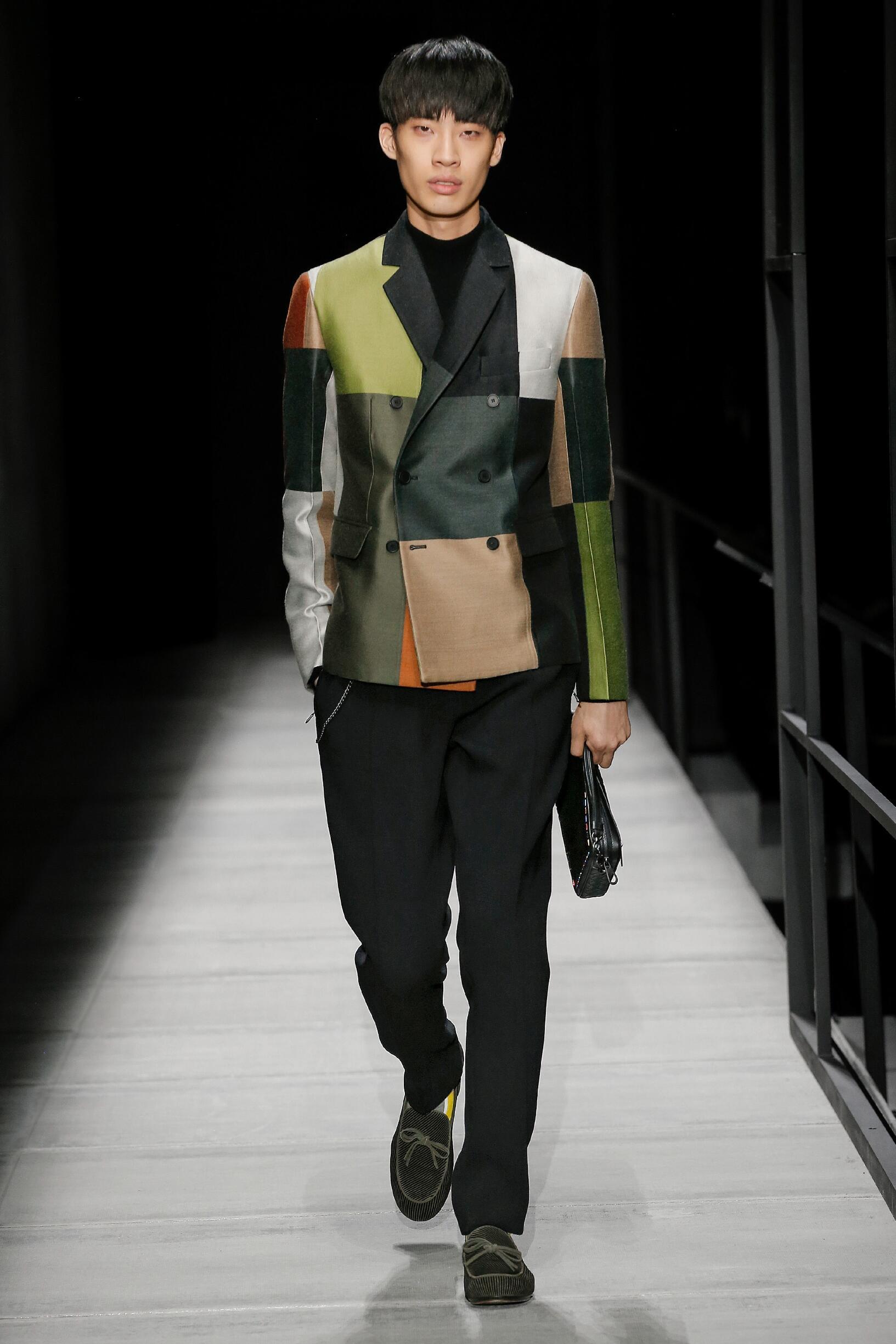 Bottega Veneta New York Fashion Week Menswear