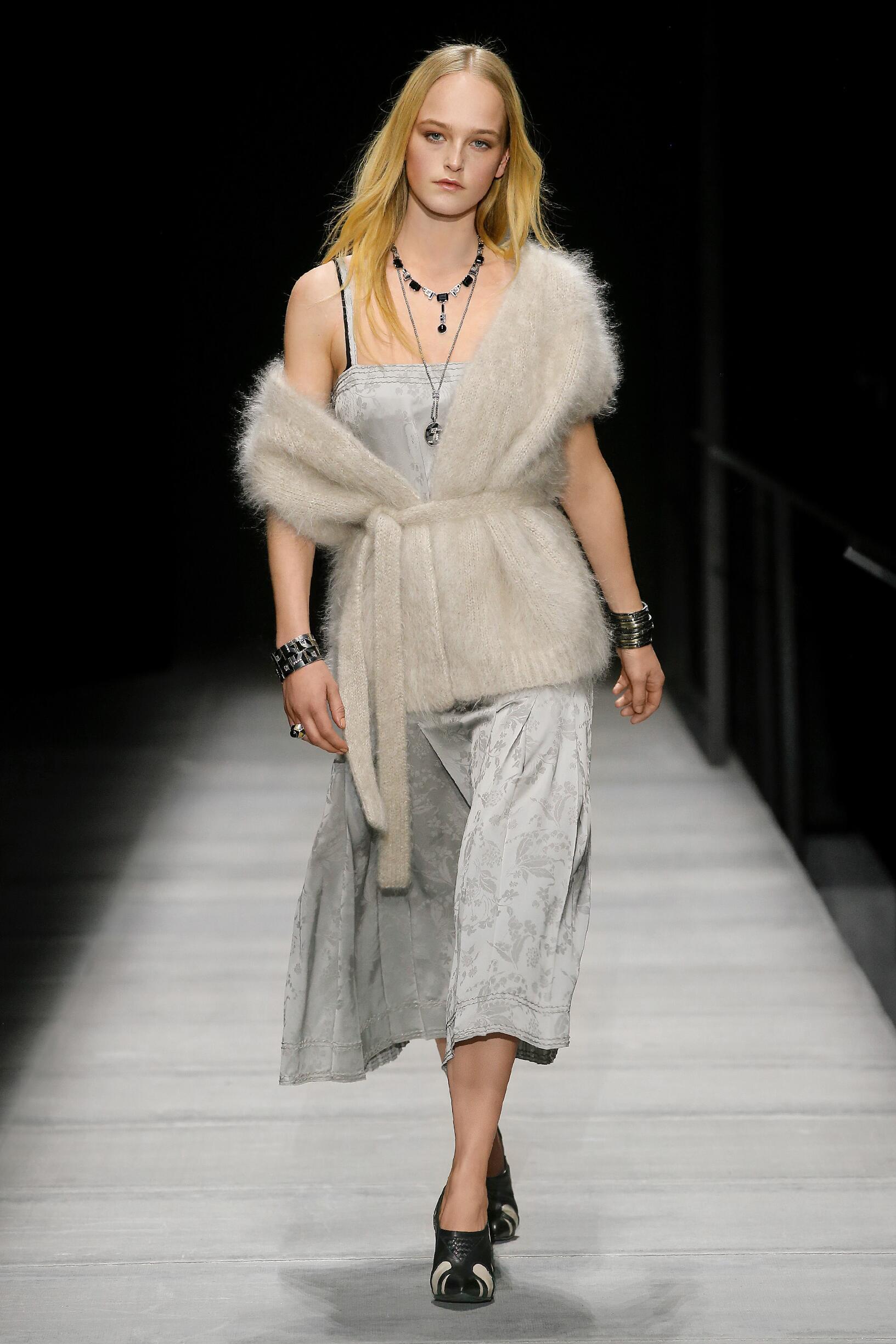 Bottega Veneta New York Fashion Week Womenswear