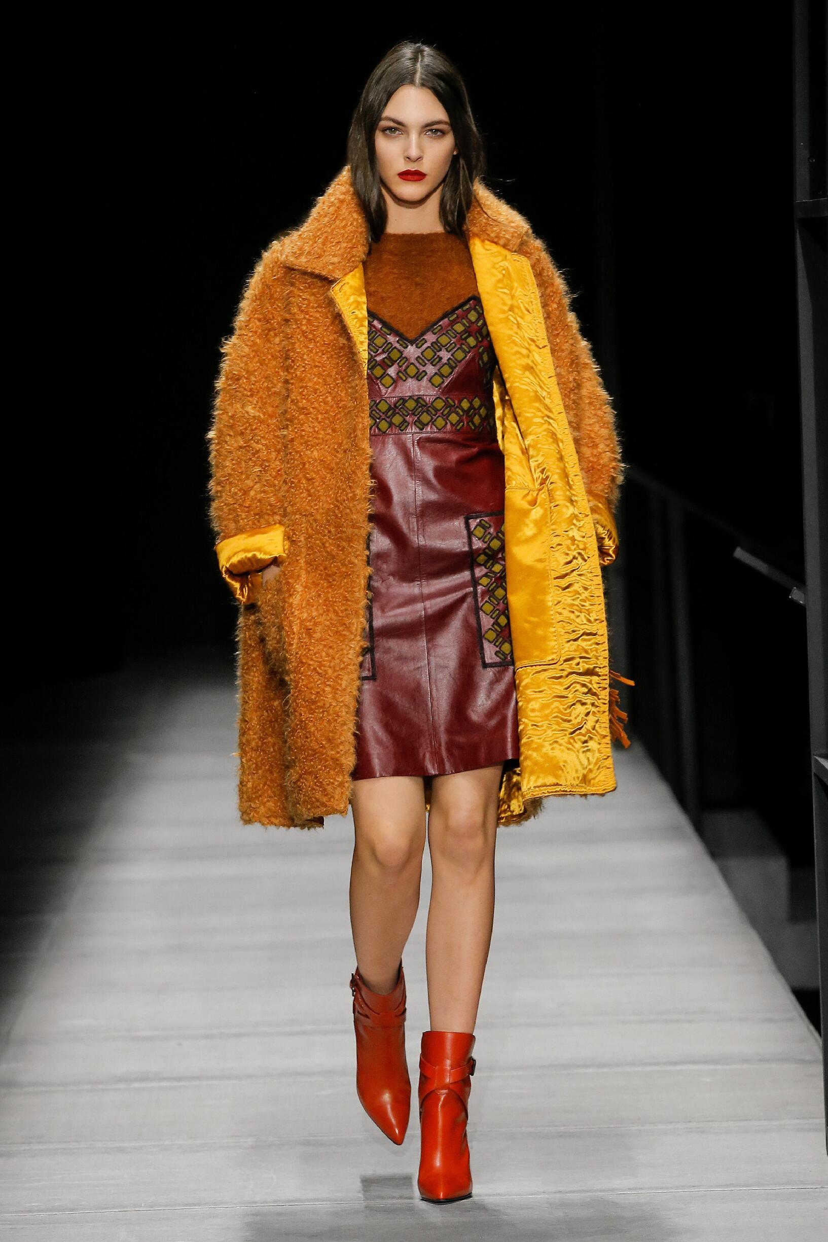 Bottega Veneta Woman Catwalk
