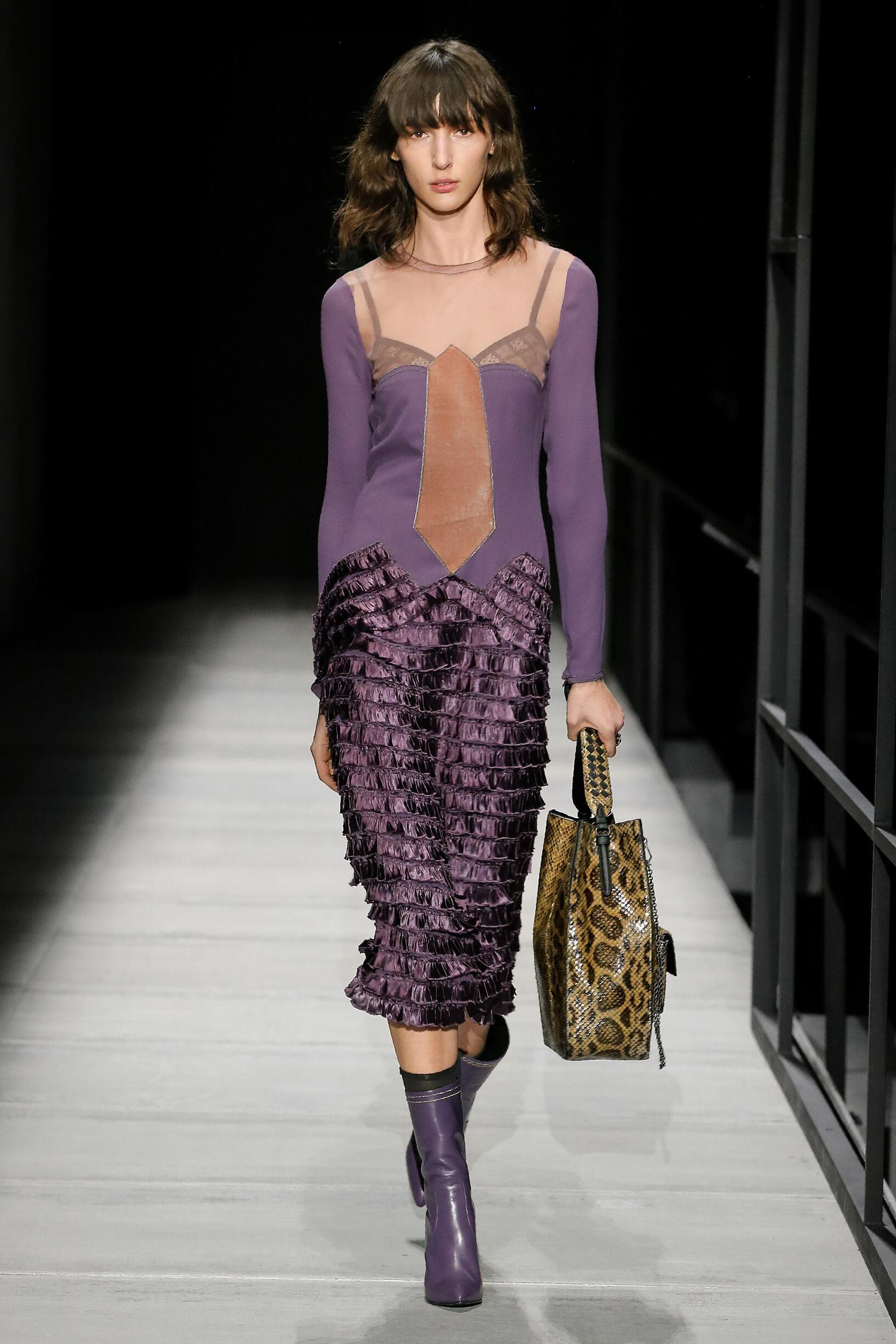 Bottega Veneta Womenswear New York Fashion Week