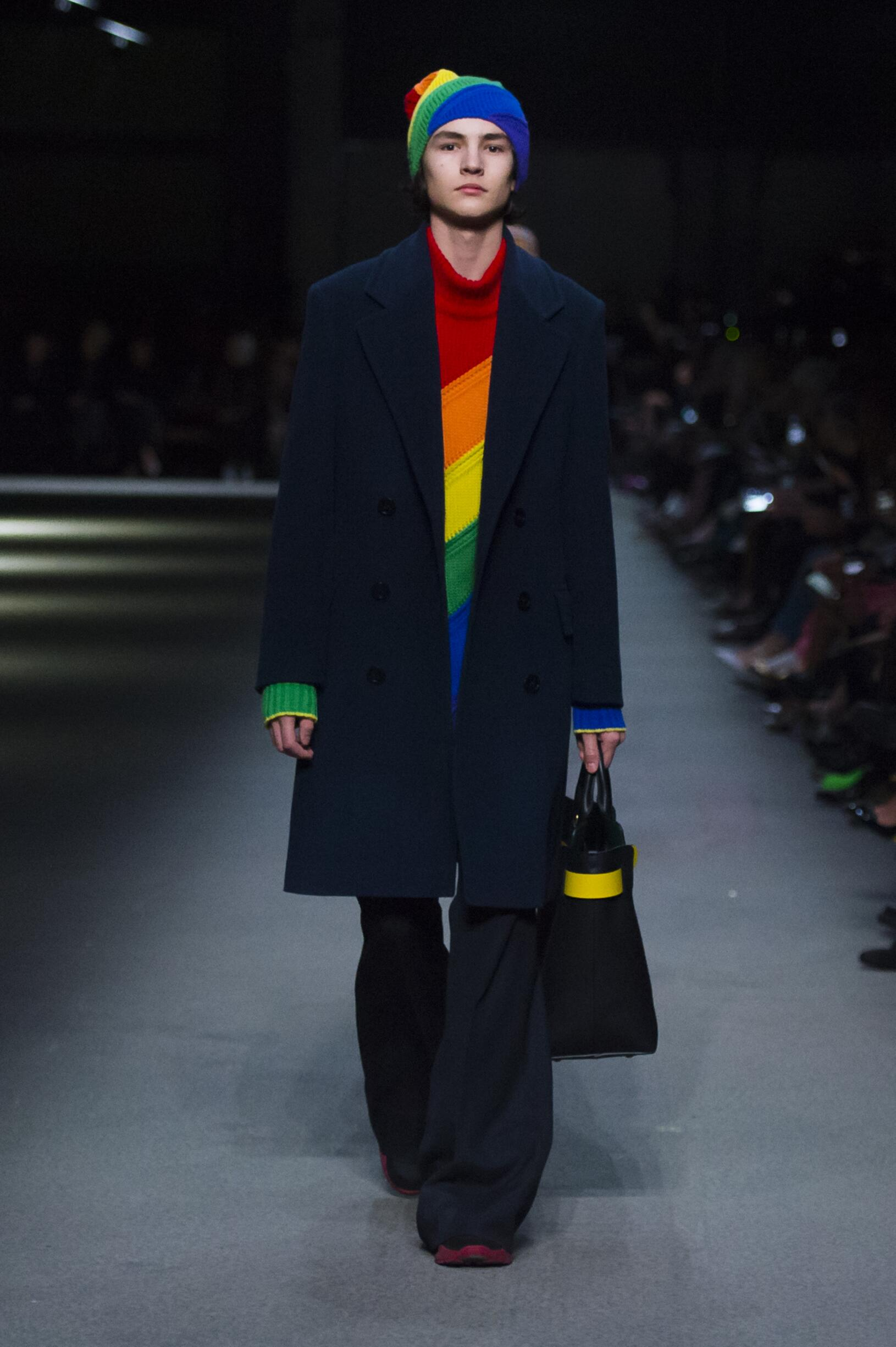 Burberry February 2018 Collection Look 12 London Fashion Week