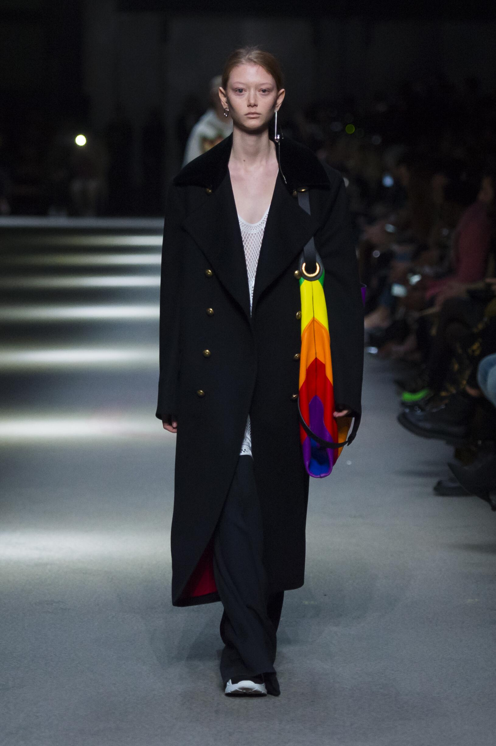 Burberry February 2018 Collection Look 32 London Fashion Week