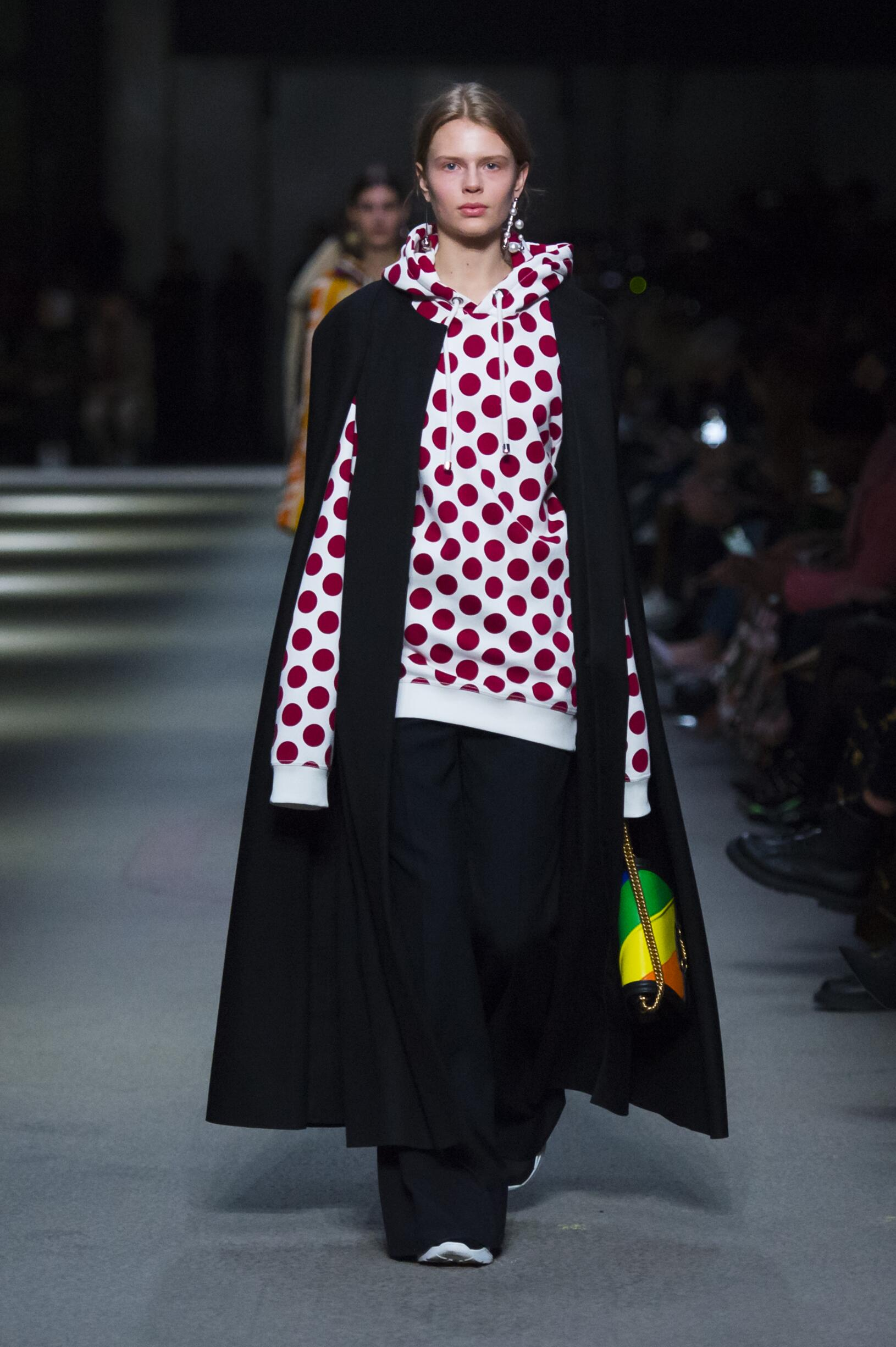 Burberry February 2018 Collection Look 34 London Fashion Week