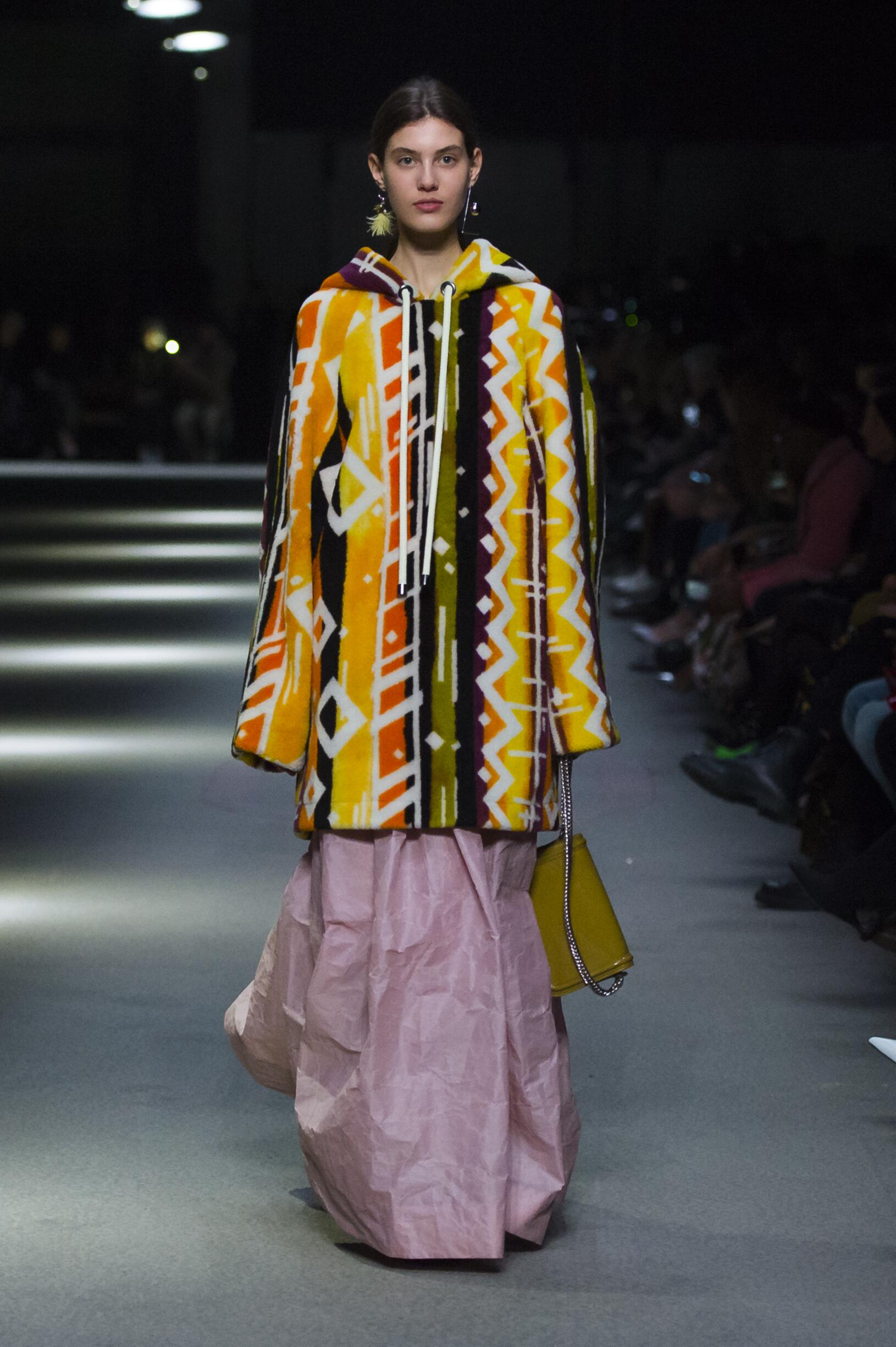 Burberry February 2018 Collection Look 35 London Fashion Week