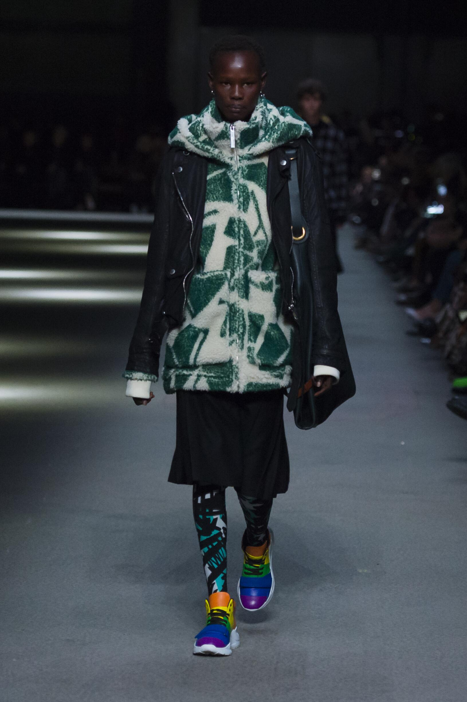 Burberry February 2018 Collection Look 48 London Fashion Week