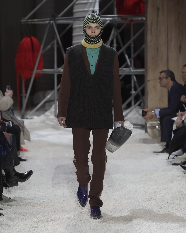 Calvin Klein 205W39NYC 2018 Man New York