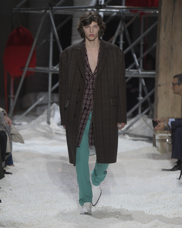 Calvin Klein 205W39NYC FW 2018 Menswear