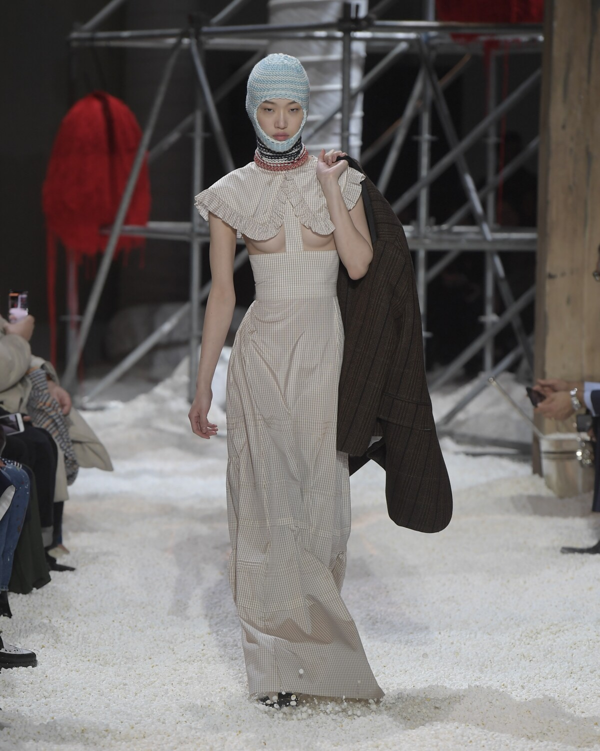 7282cd92dde Calvin Klein 205W39NYC Fall Winter 2018 Womens Collection New York Fashion  Week