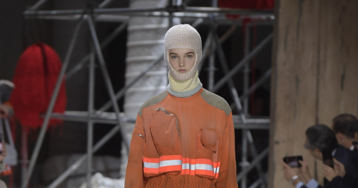 Calvin Klein 205W39NYC Fashion Show FW 2018 New-York