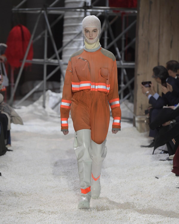 Calvin Klein 205W39NYC Fashion Show FW 2018