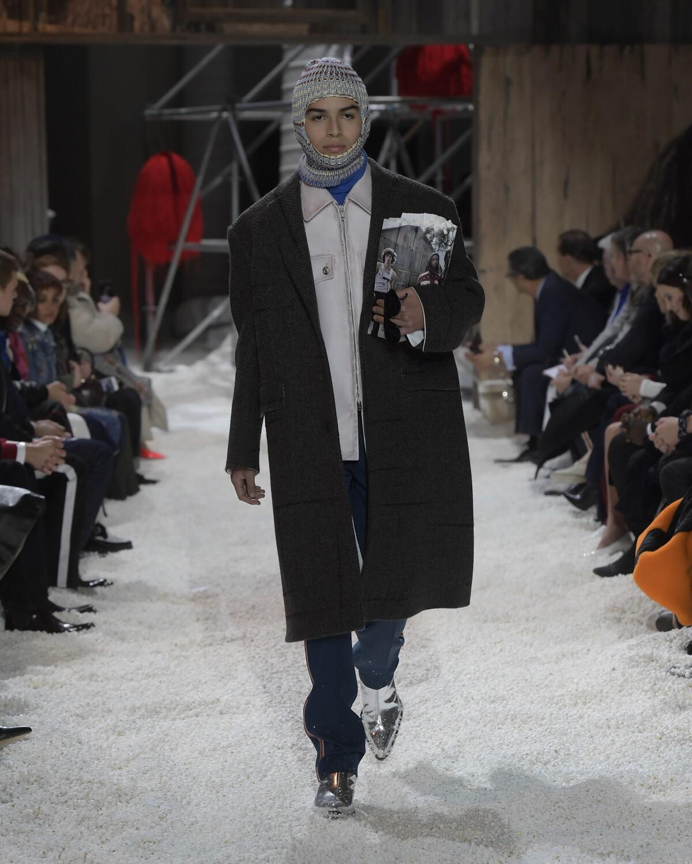 Calvin Klein 205W39NYC Man Style 2018
