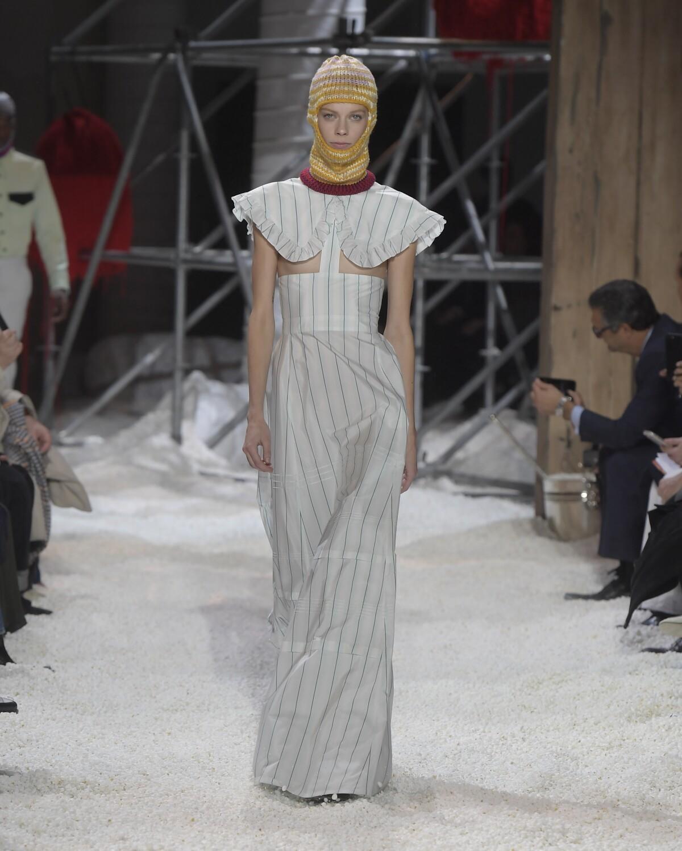 Calvin Klein 205W39NYC New York Fashion Week Womenswear 2018