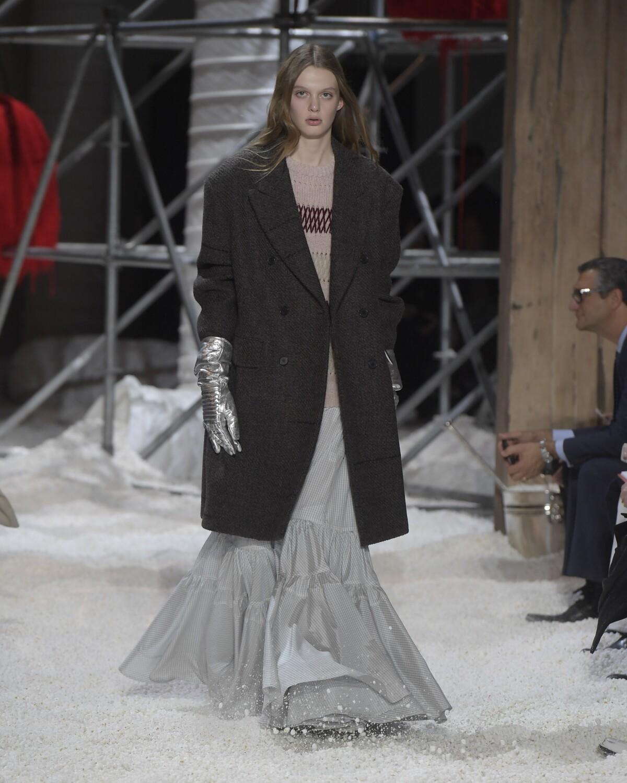 Calvin Klein 205W39NYC Woman 2018-19