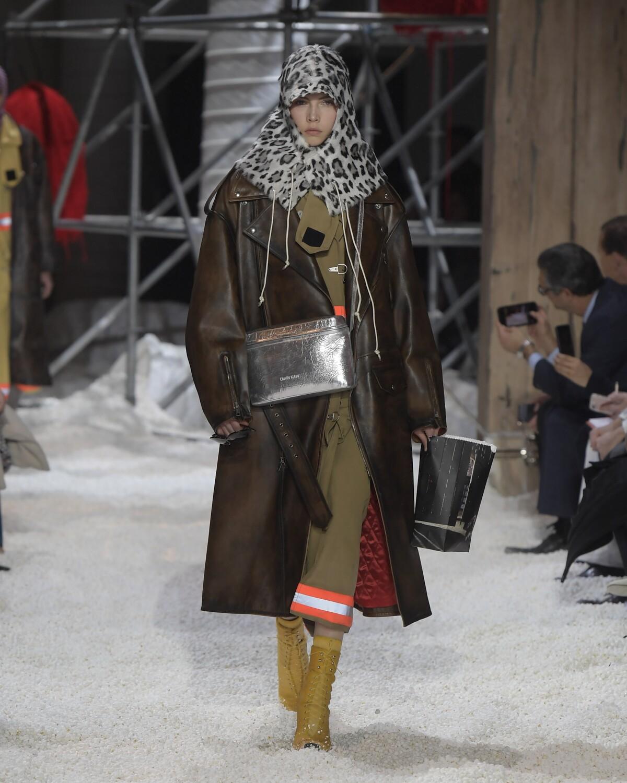 Calvin Klein 205W39NYC Woman Style 2018