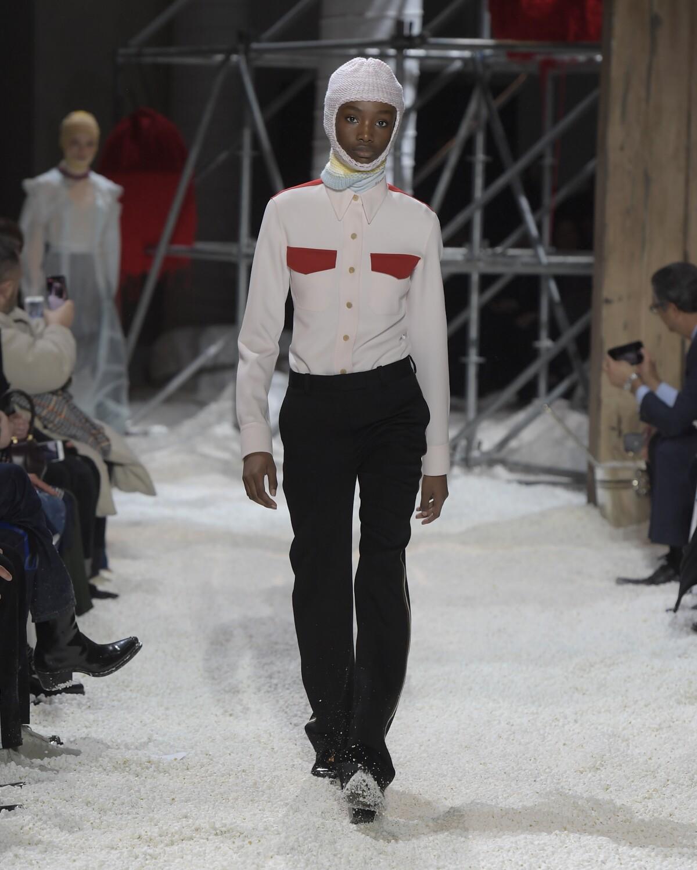 Catwalk Calvin Klein 205W39NYC