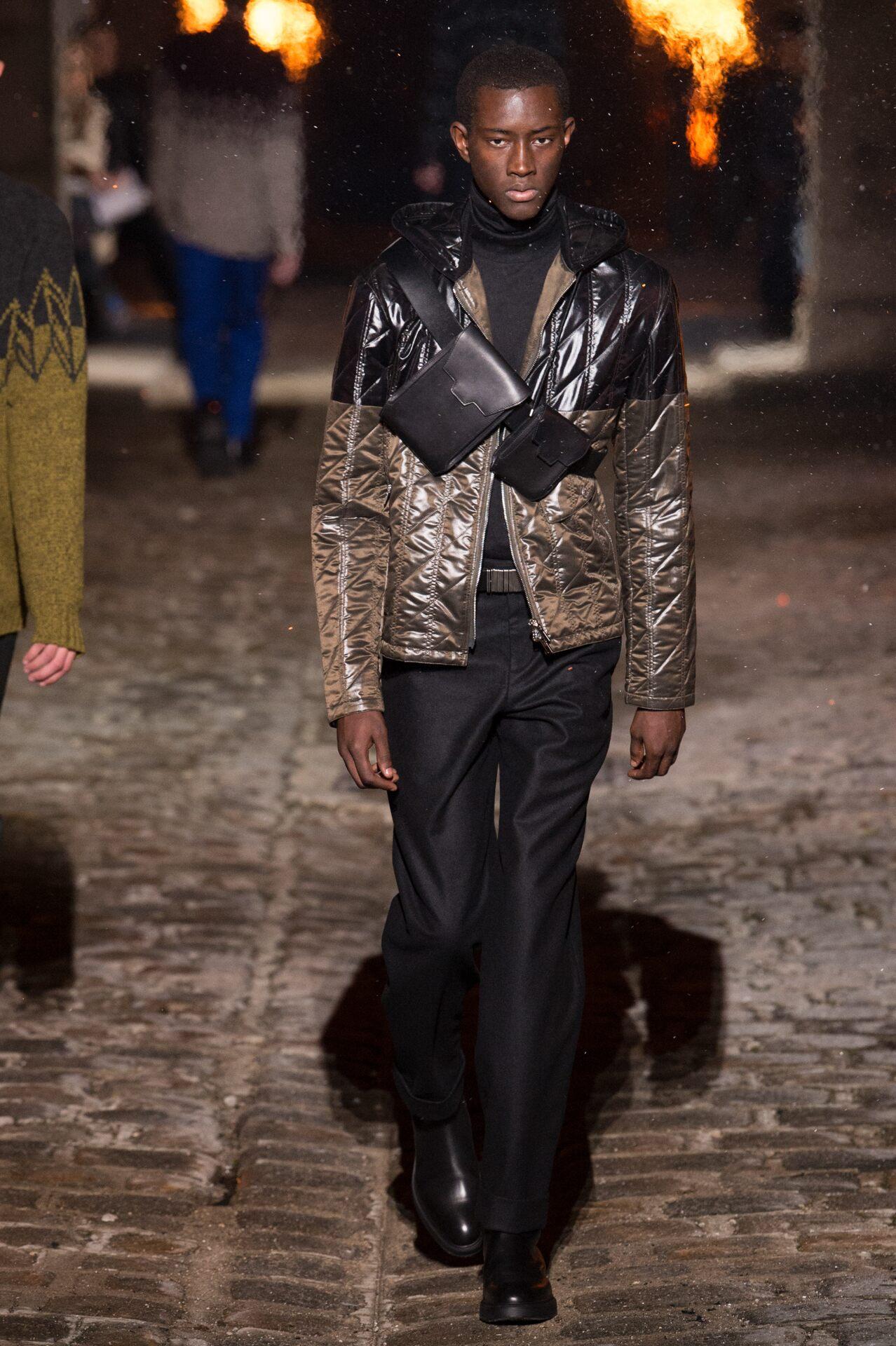 Catwalk Hermès