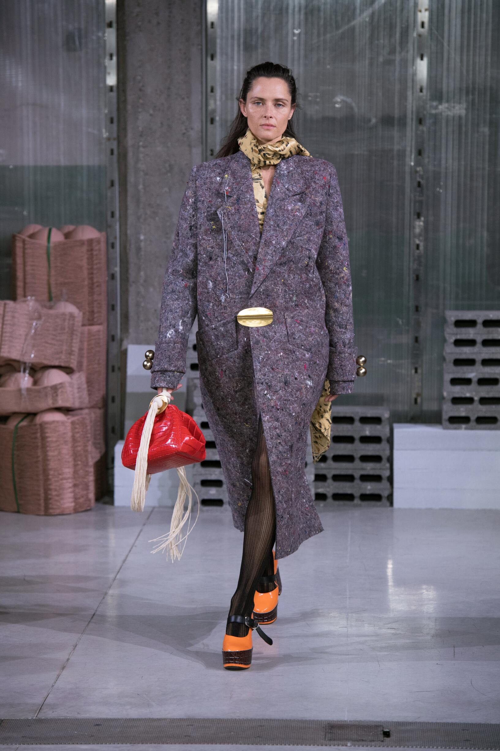 Catwalk Marni Winter 2018