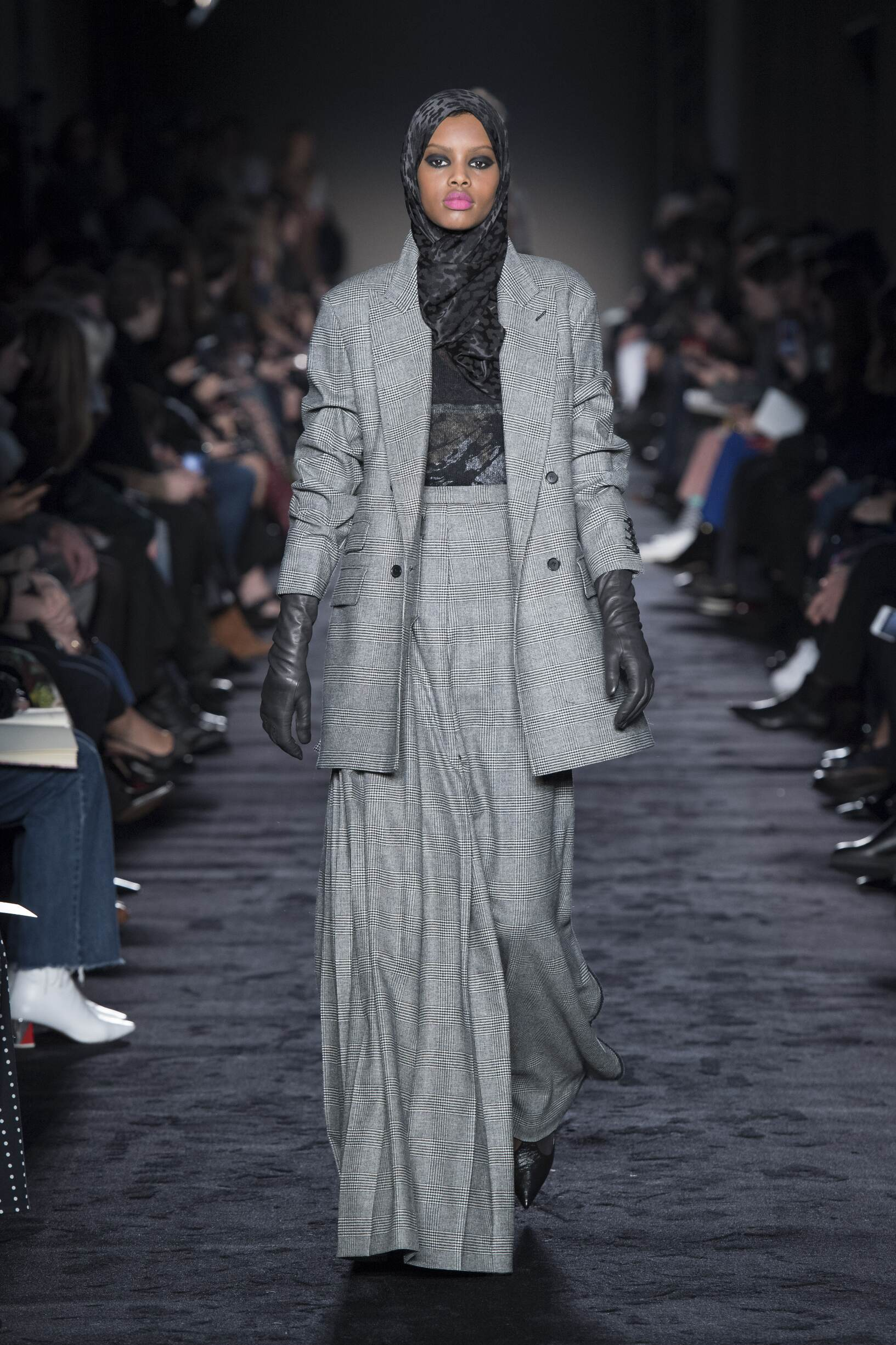 Catwalk Max Mara Winter 2018