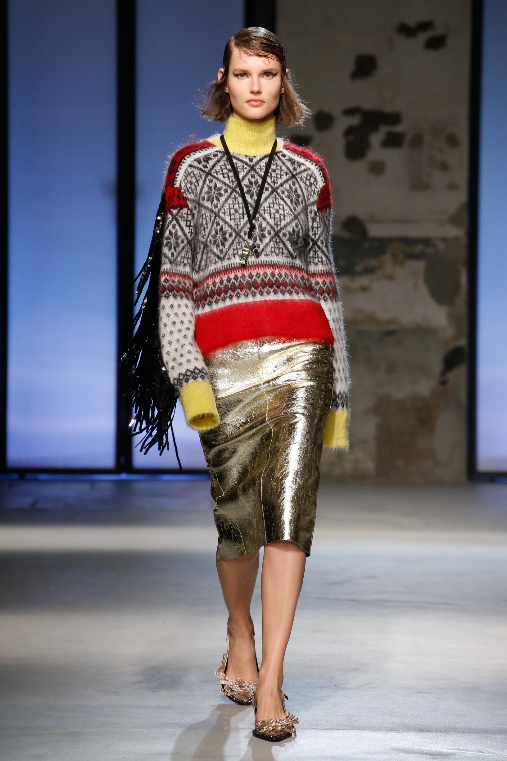 Catwalk N°21 Woman Fashion Show Winter 2018