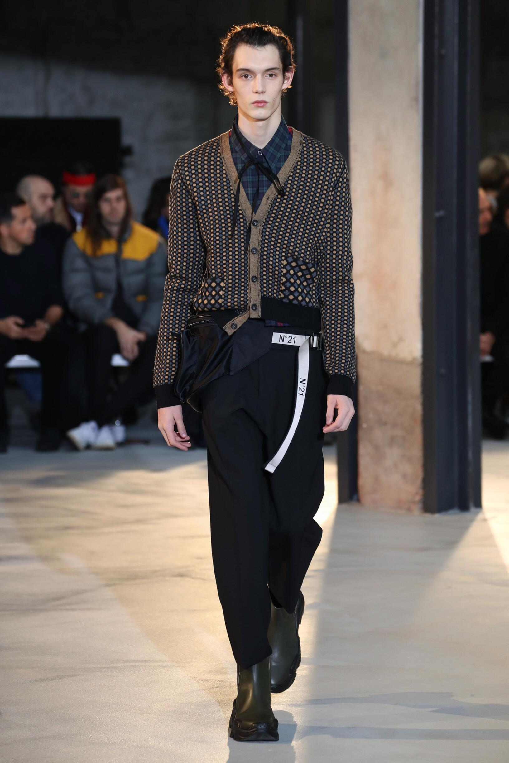 Catwalk N°21 Man Fashion Show Winter 2018