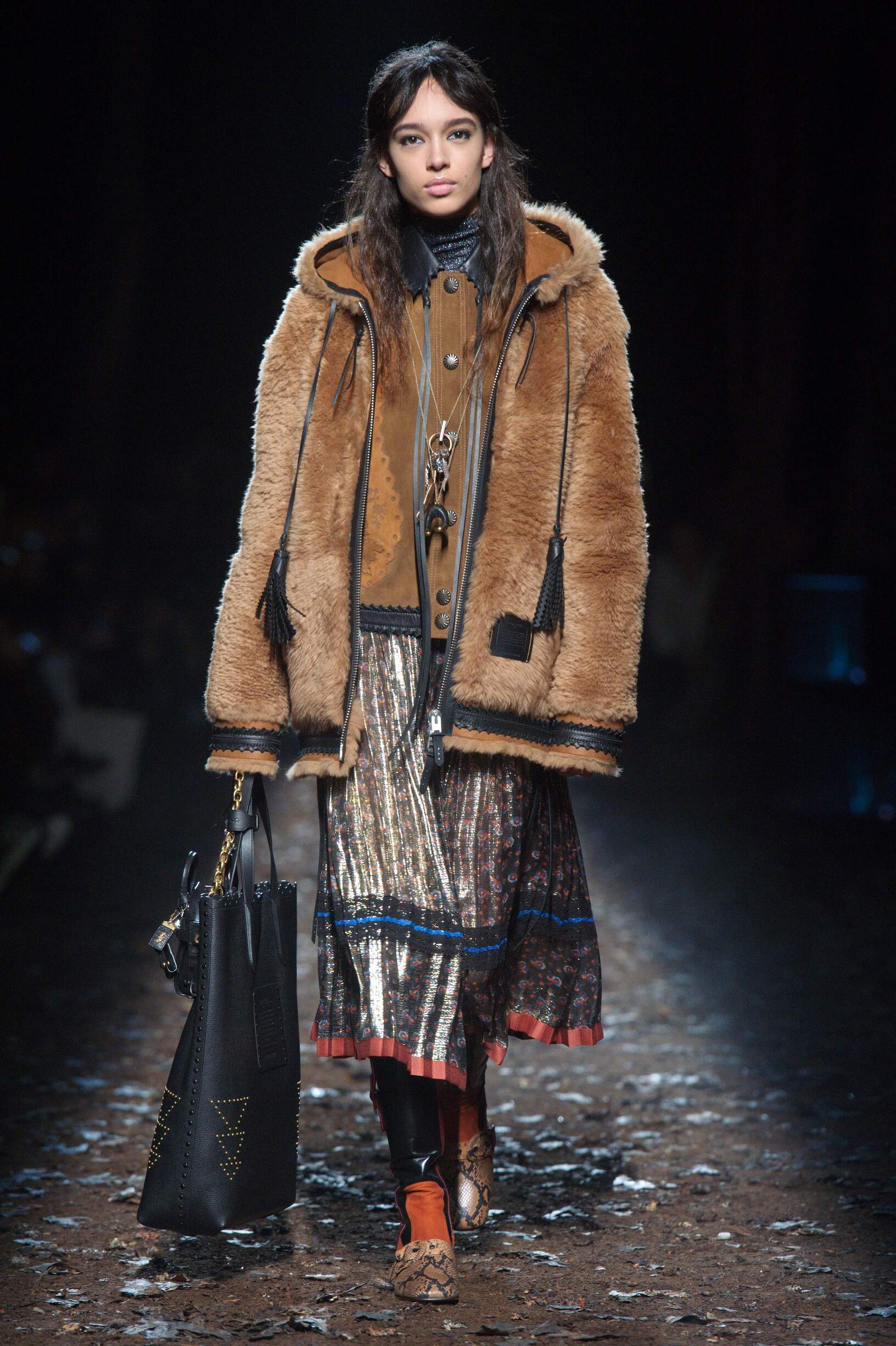 Coach 1941 Fall 2018 Catwalk