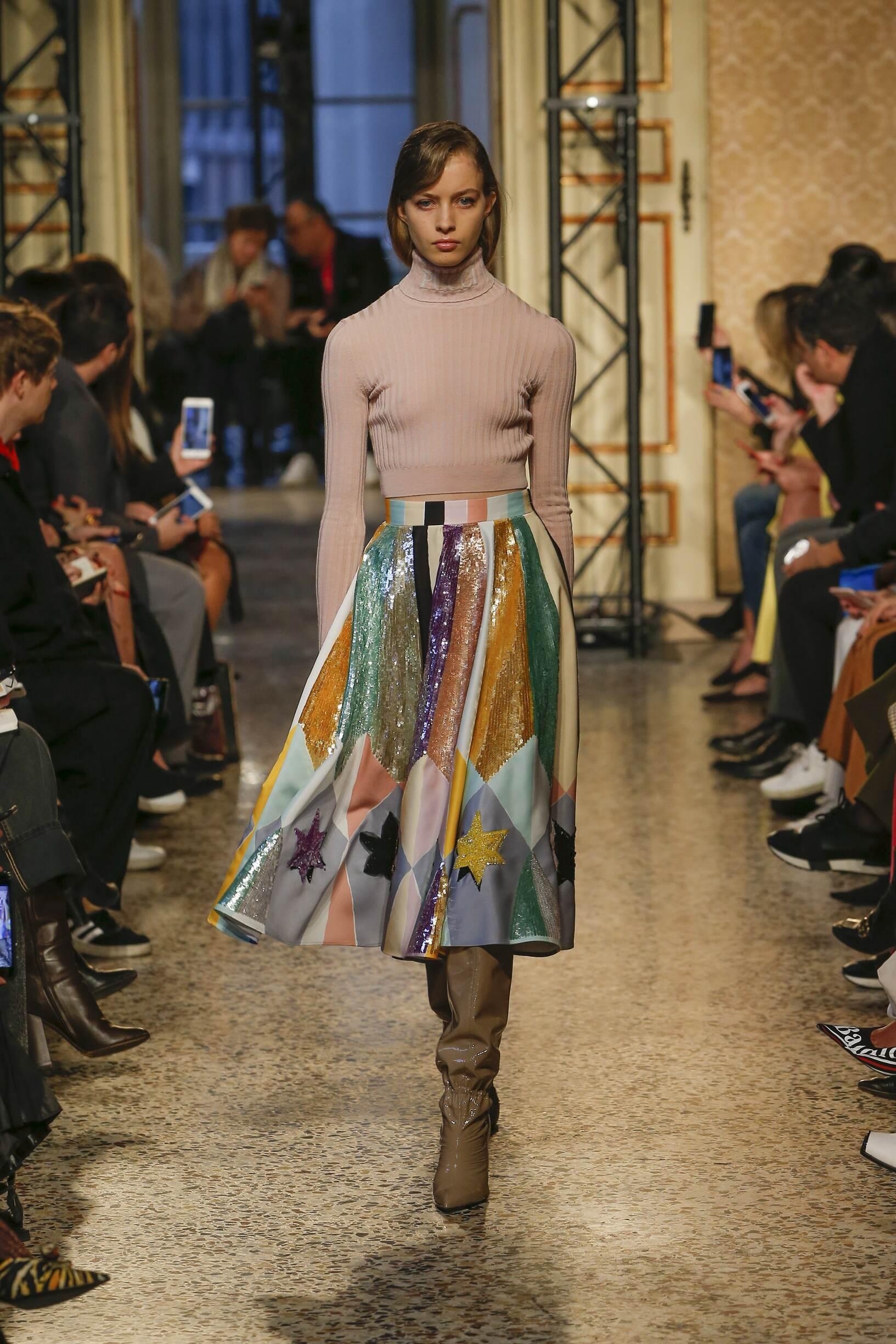 Emilio Pucci 2018 Woman Milan