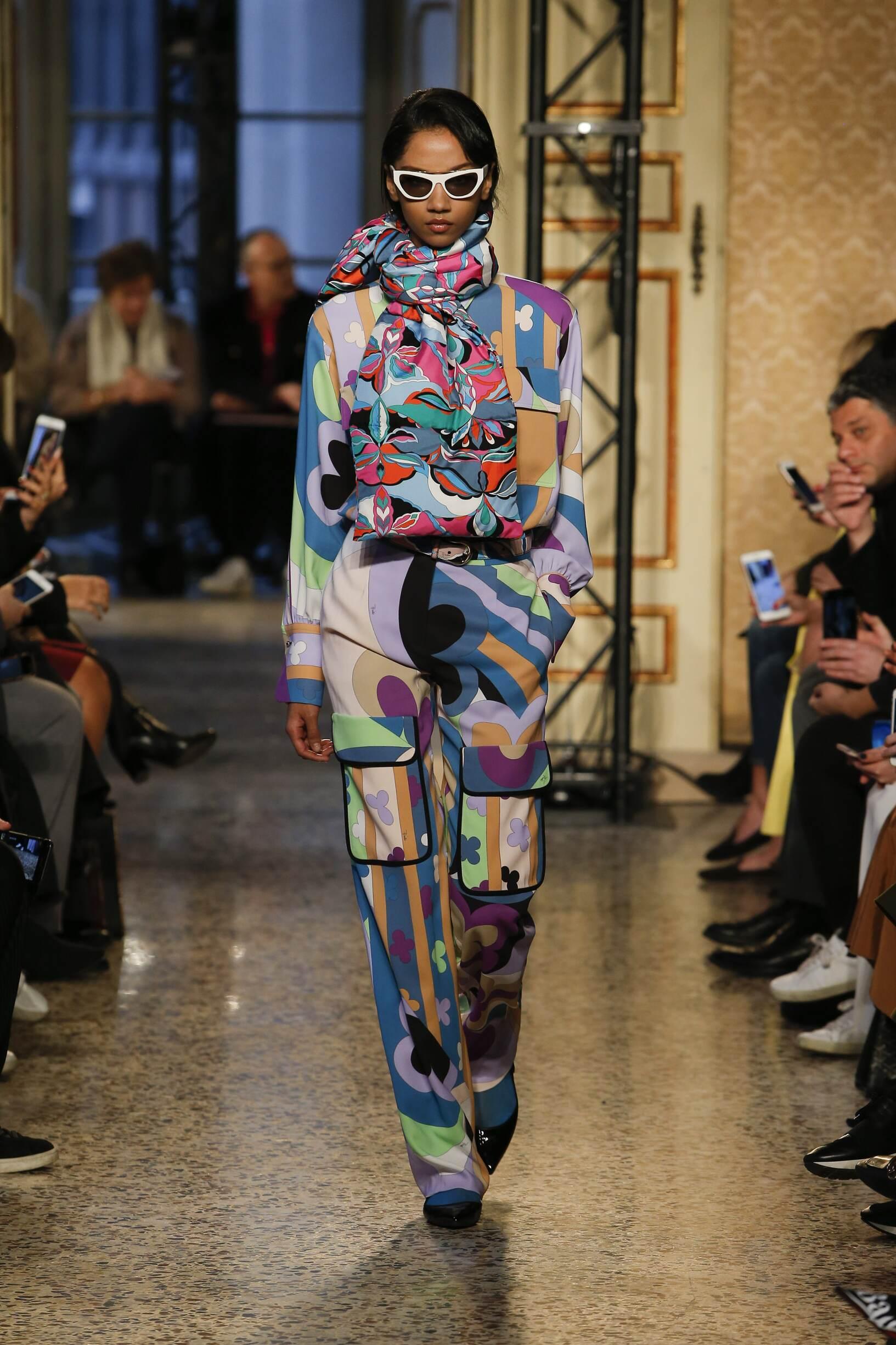 Emilio Pucci FW 2018 Womenswear