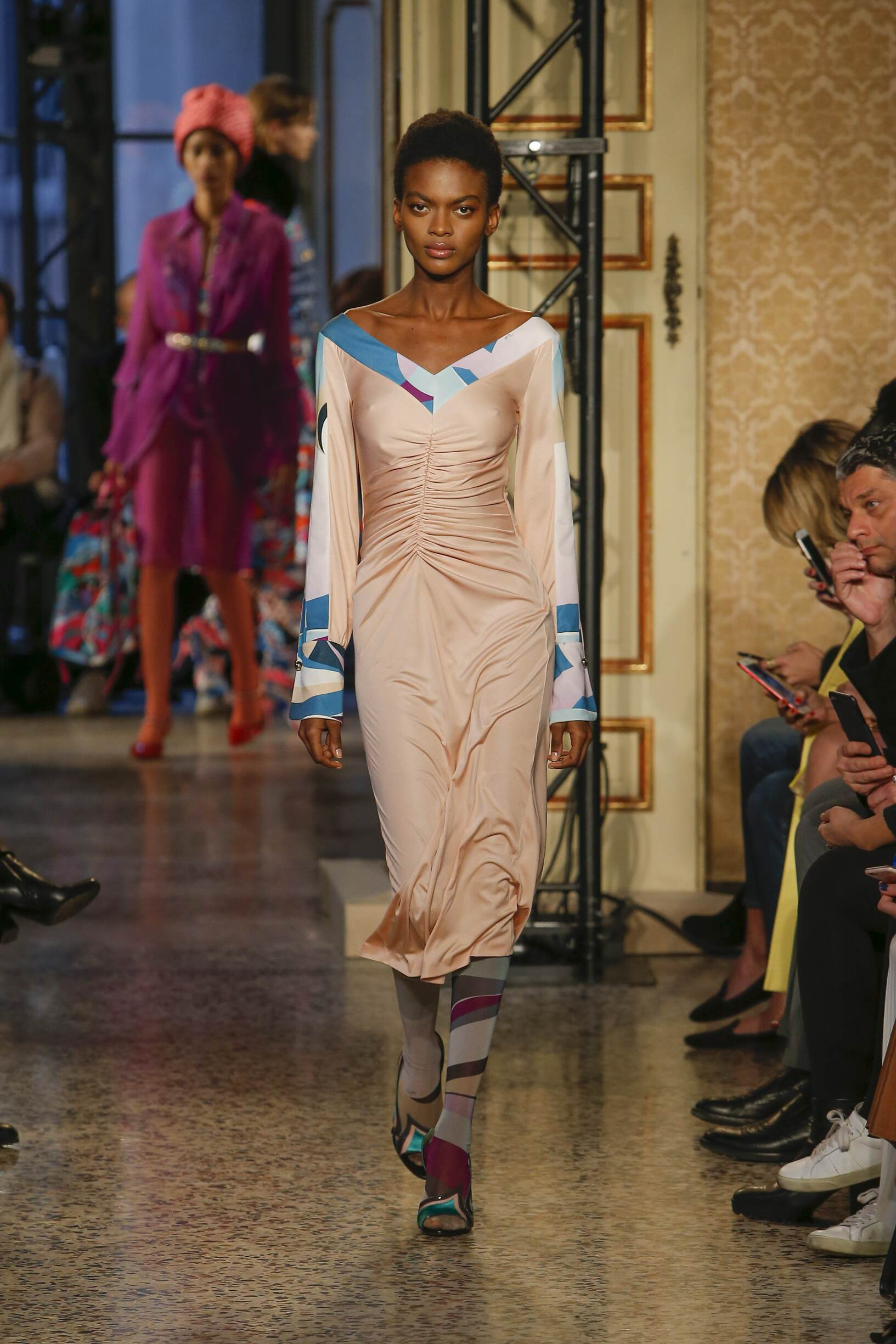Emilio Pucci Fall Winter 2018 Womens Collection Milan Fashion Week