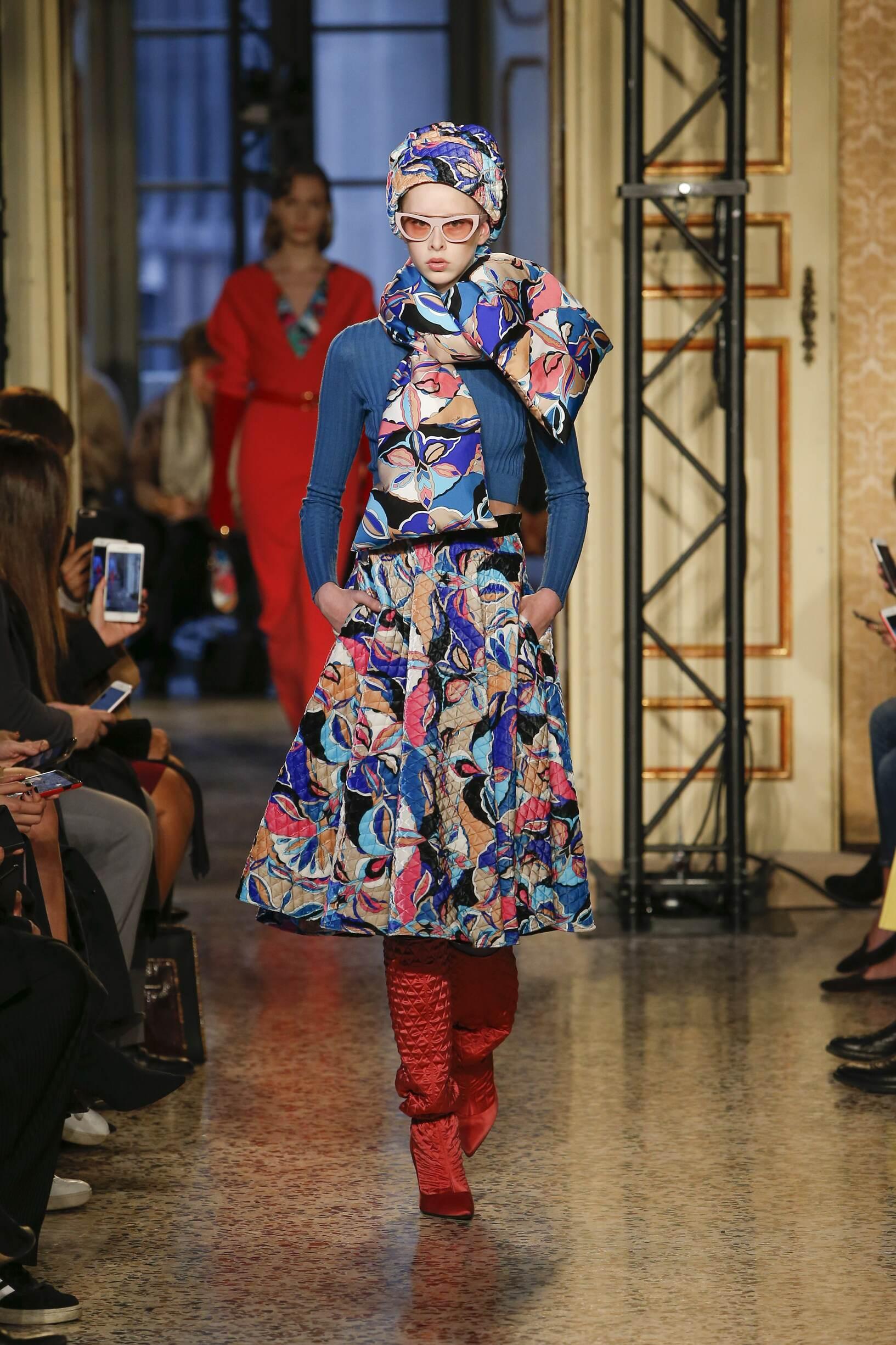 Emilio Pucci Fashion Show