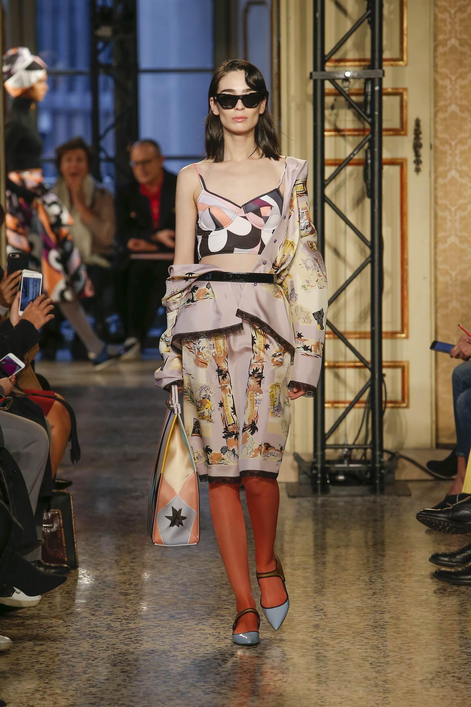 Emilio Pucci Woman Style