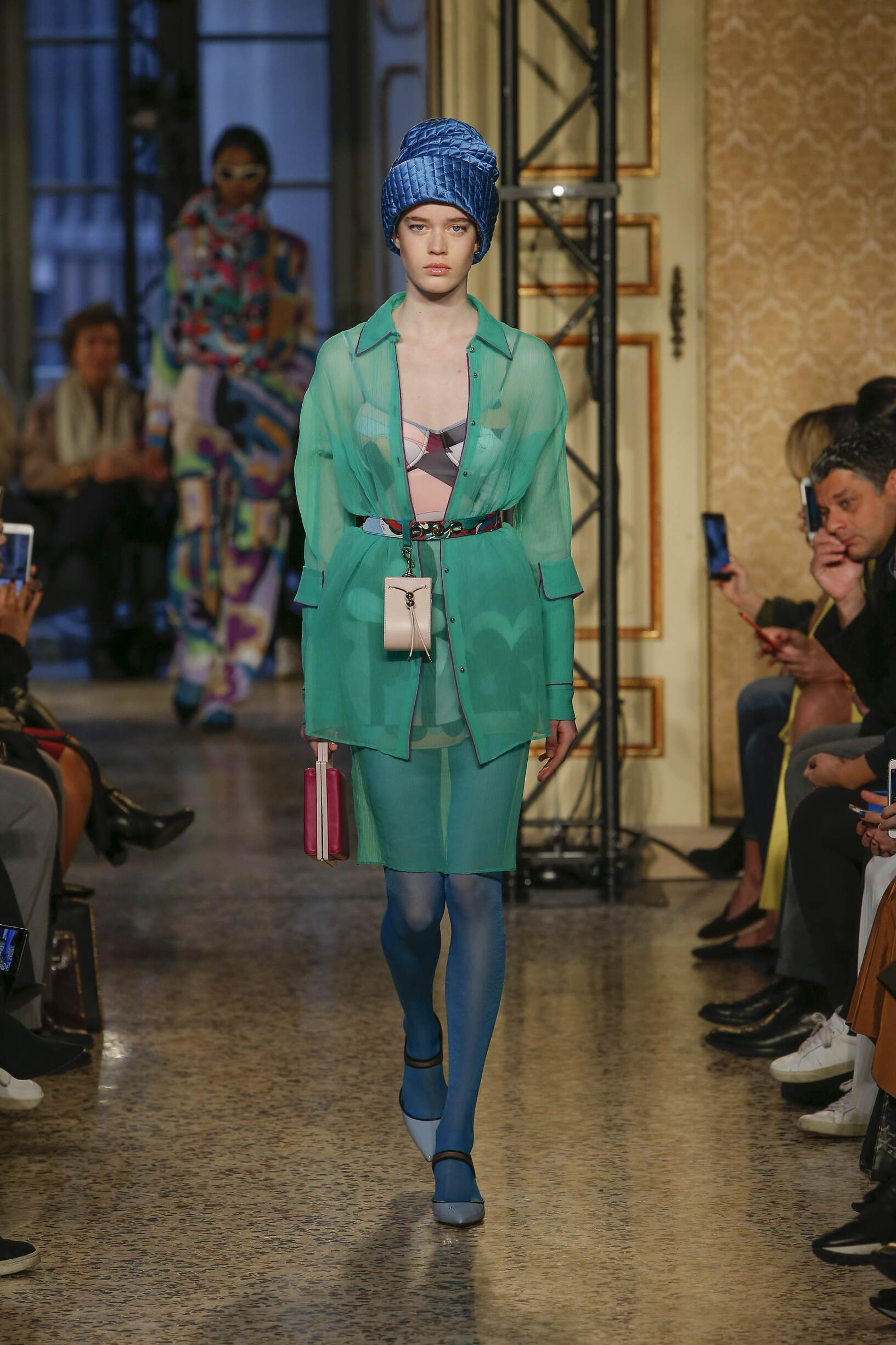 Emilio Pucci Women's Collection 2018