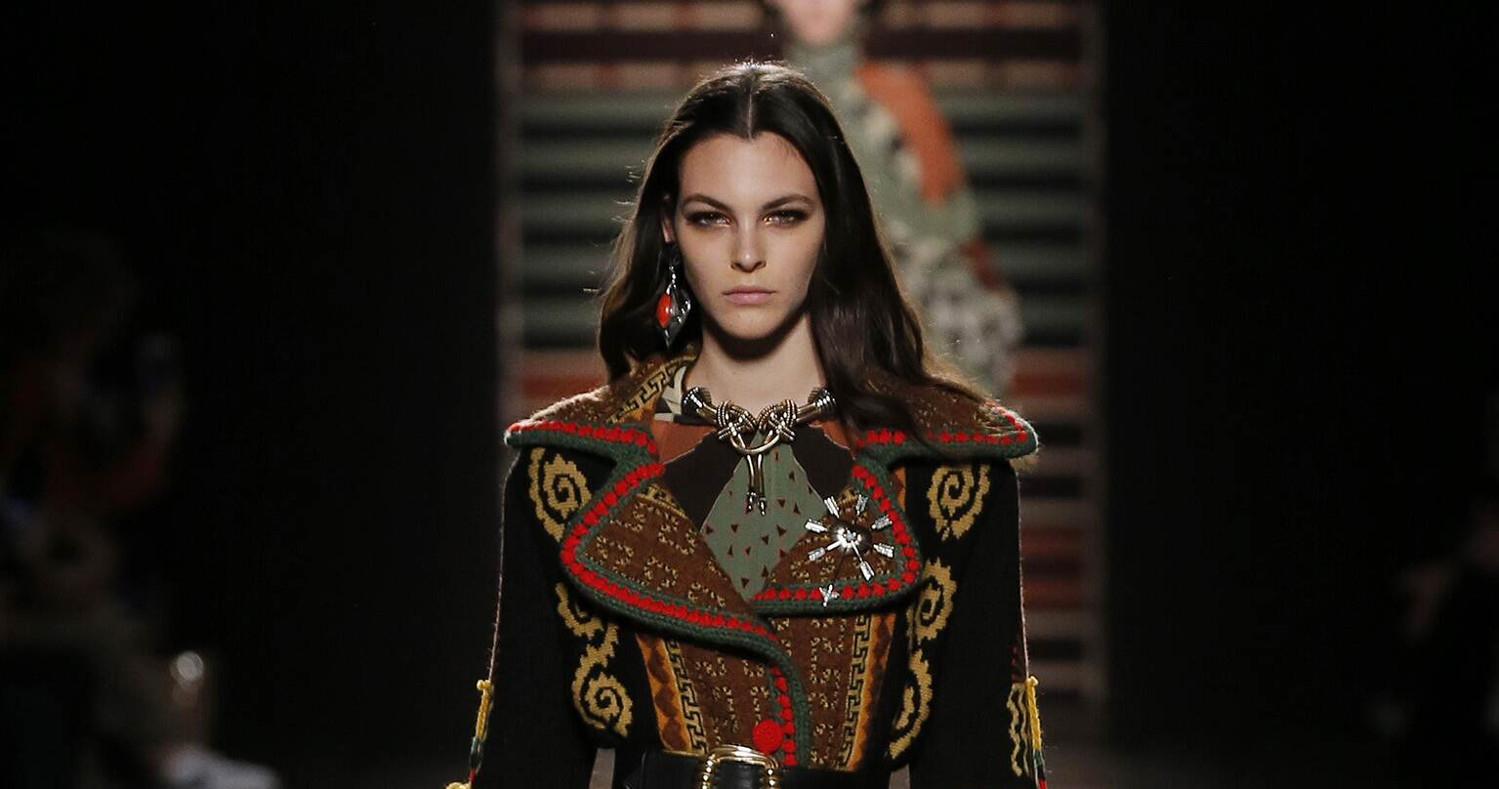 Etro Fashion Show FW 2018 Milan