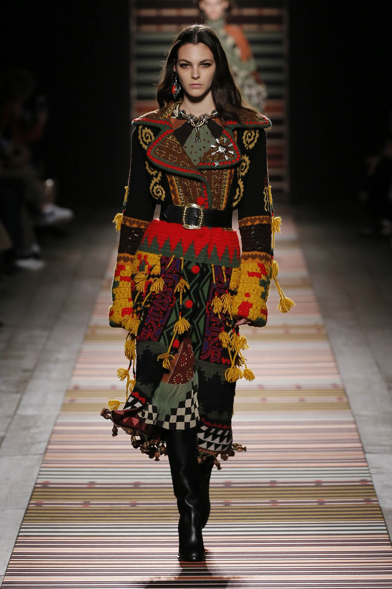 Etro Fashion Show FW 2018