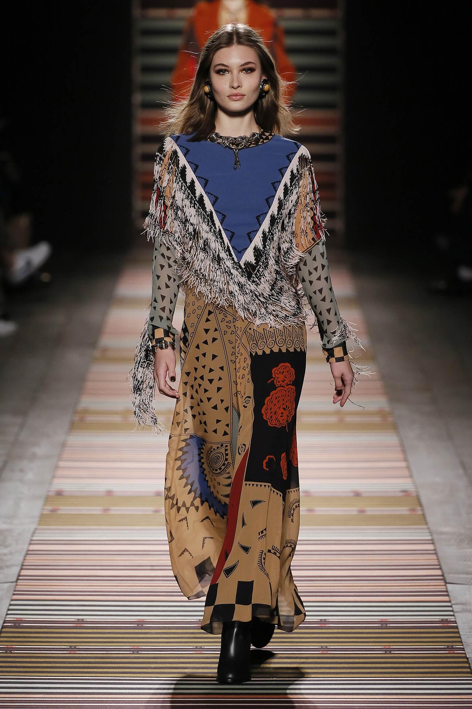 Etro Milan Fashion Week Womenswear