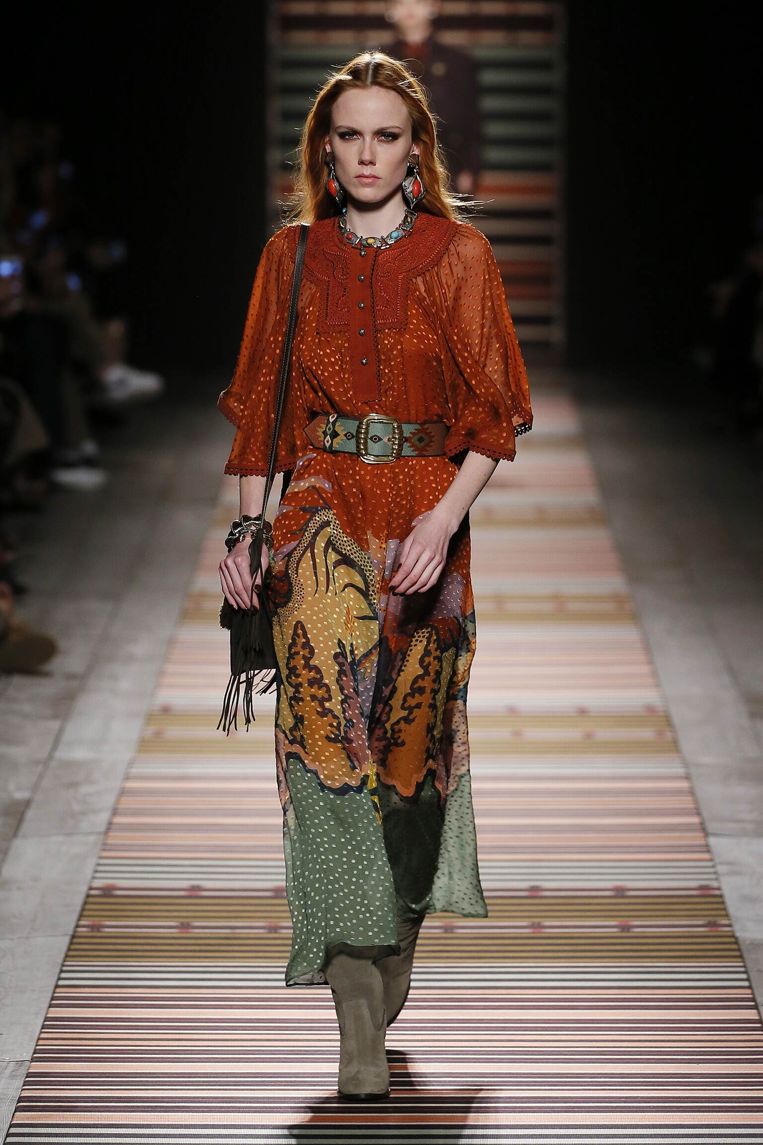 Etro Fall Winter 2018 Women S Collection The Skinny Beep
