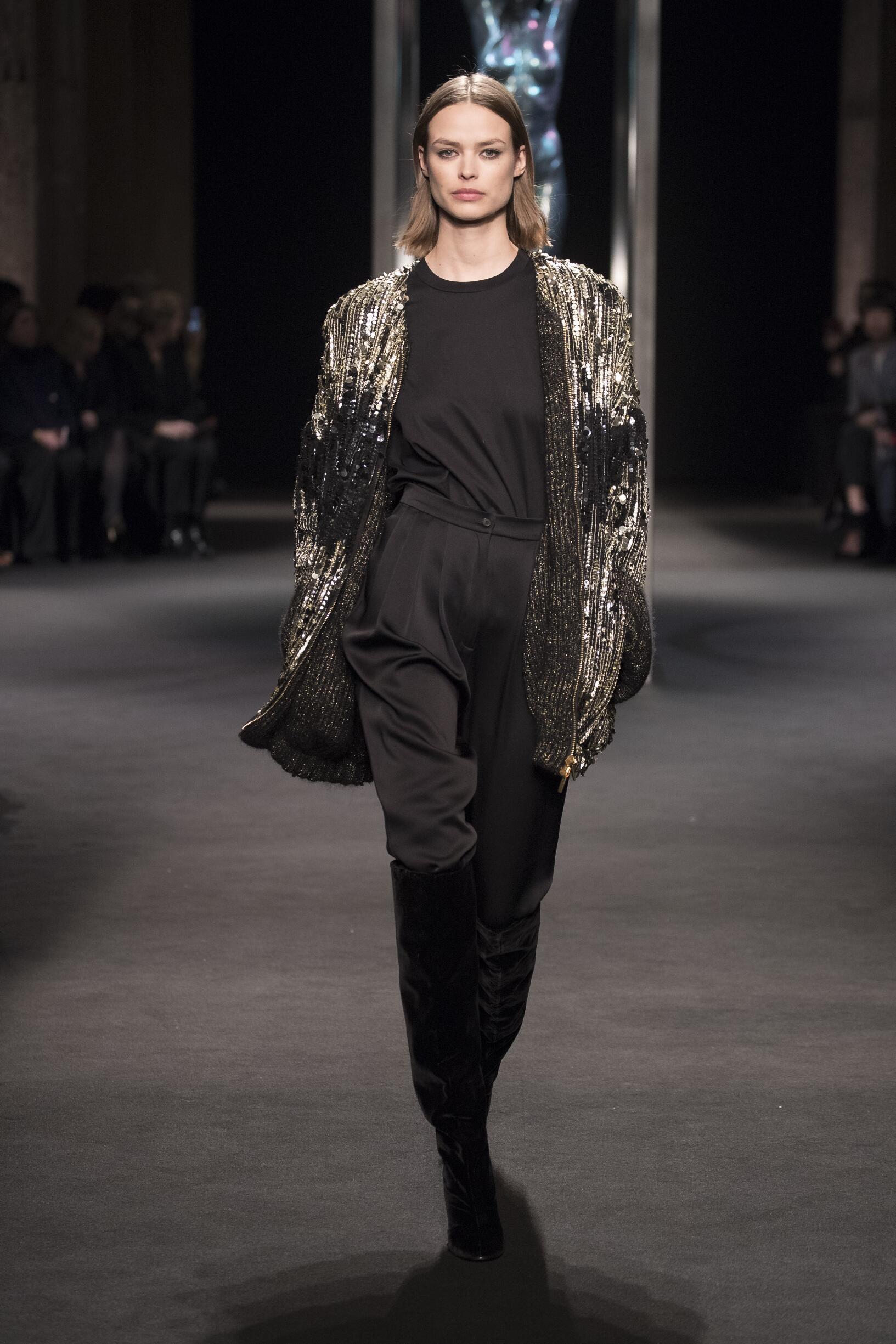 FW 2018-19 Alberta Ferretti Fashion Show Milan