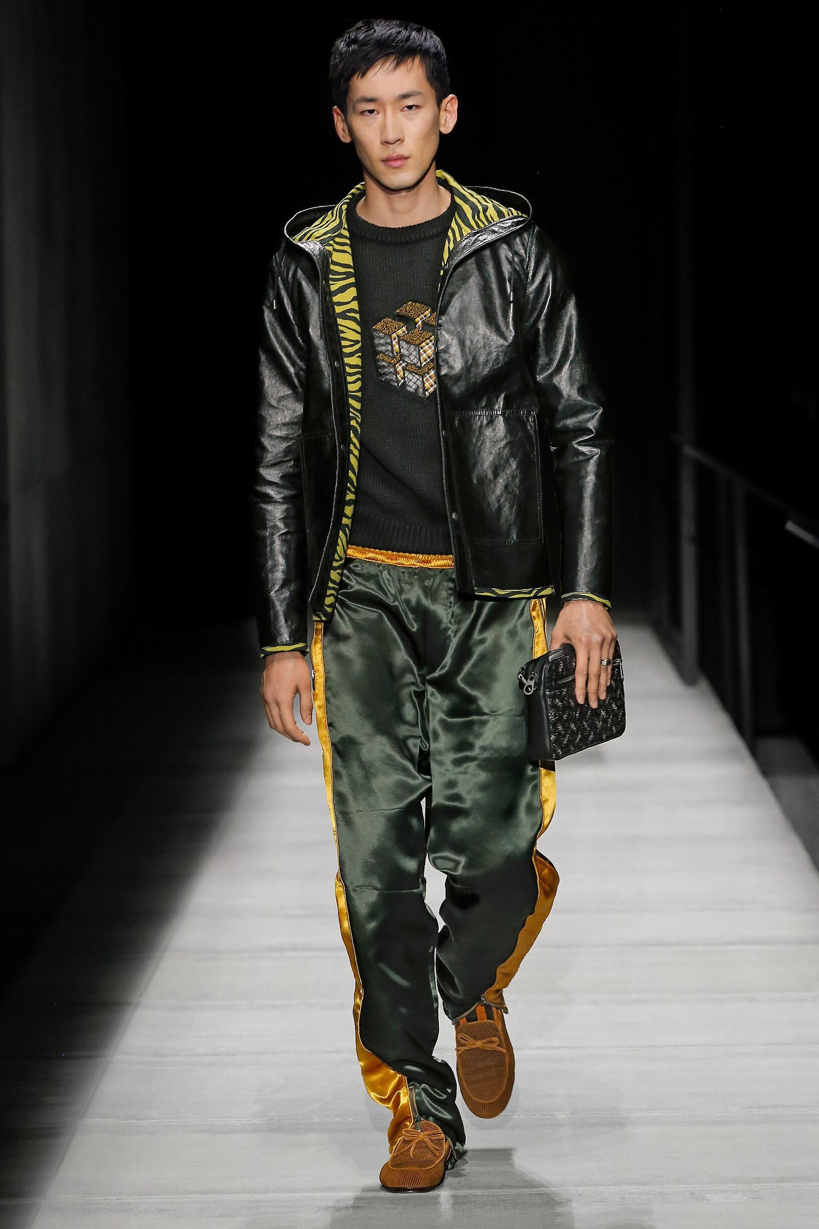 FW 2018-19 Bottega Veneta Fashion Show New York