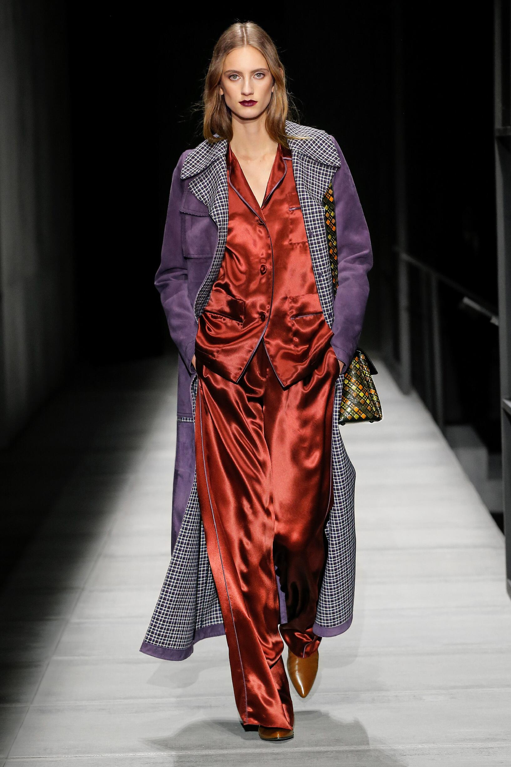 FW 2018-19 Bottega Veneta Women Fashion Show
