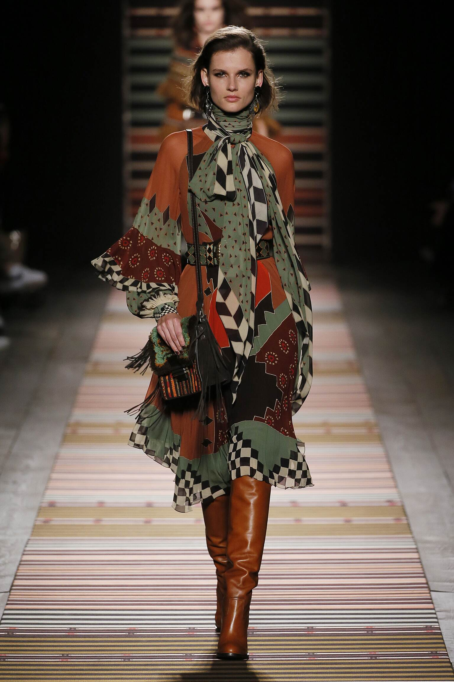 FW 2018-19 Etro Fashion Show