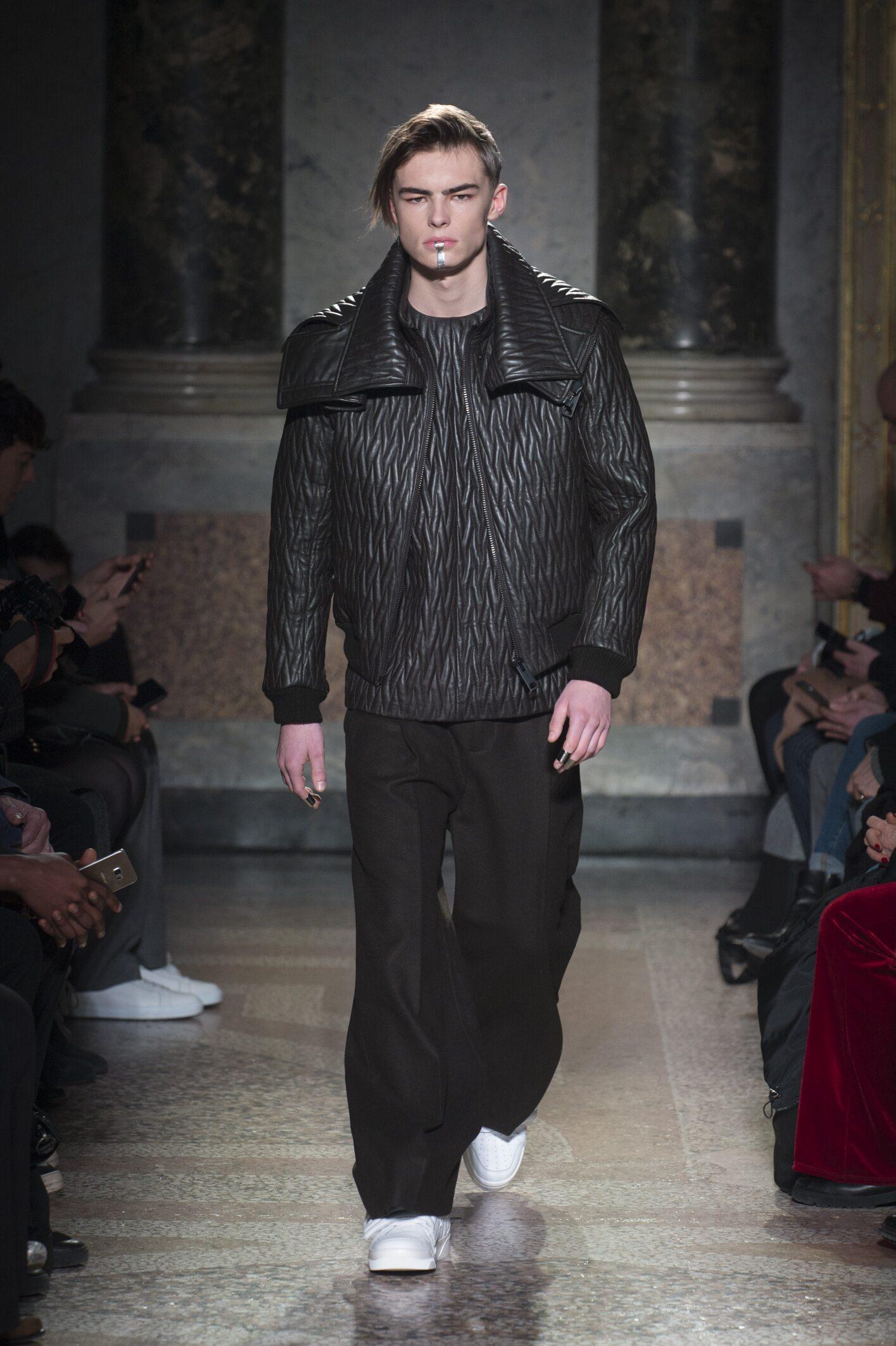 FW 2018-19 Les Hommes Fashion Show