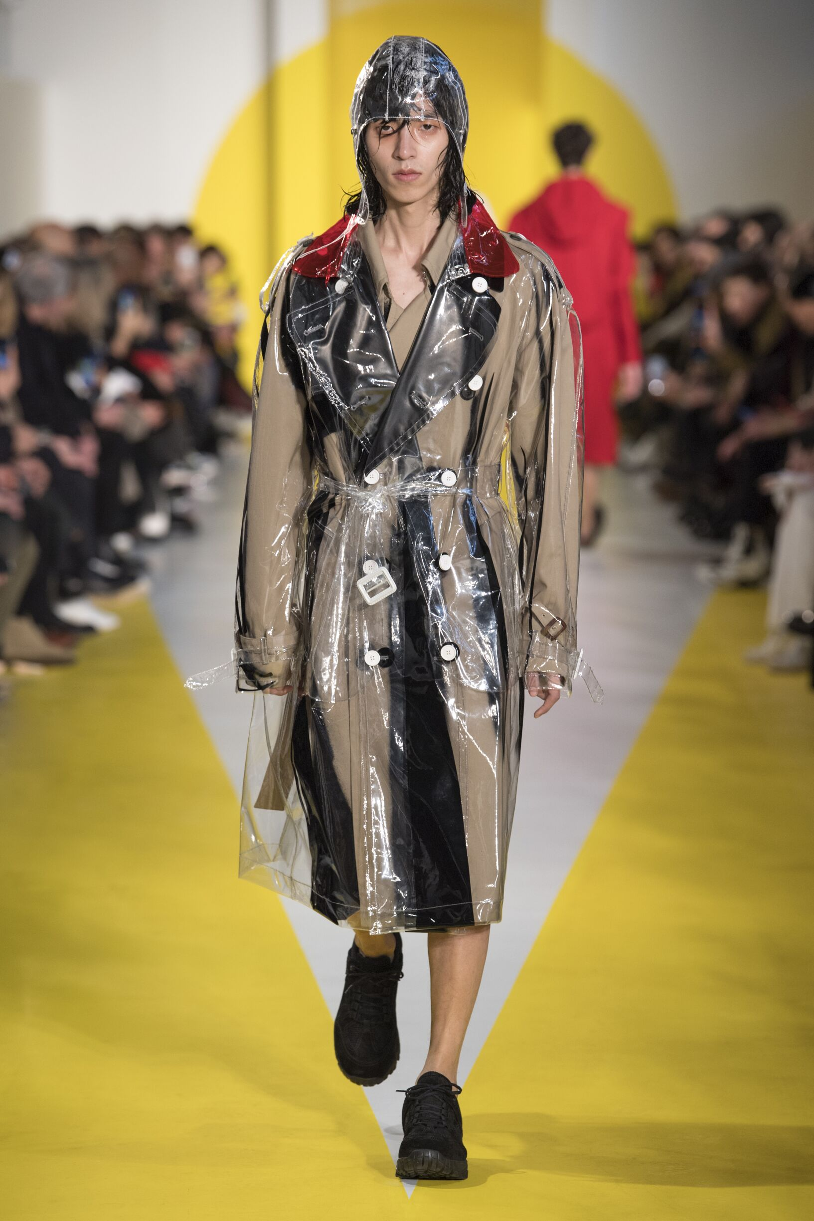 FW 2018-19 Maison Margiela Fashion Show