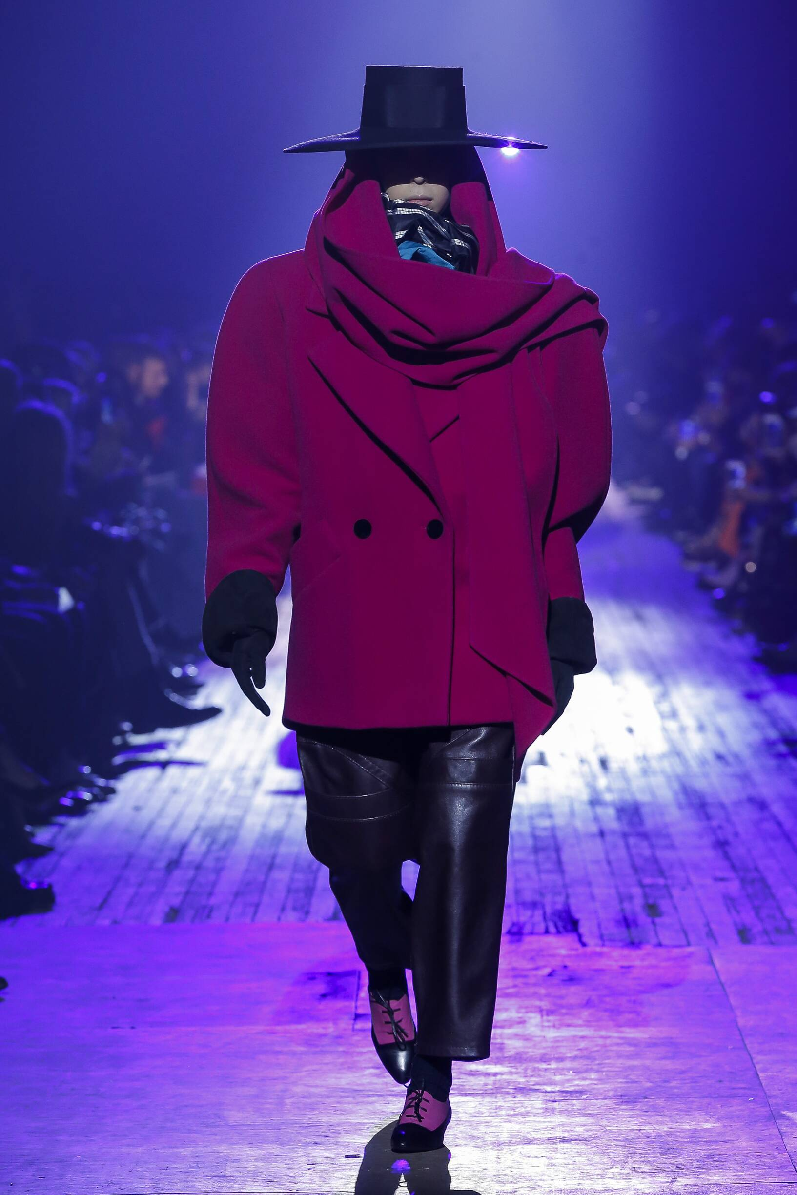 FW 2018-19 Marc Jacobs Fashion Show