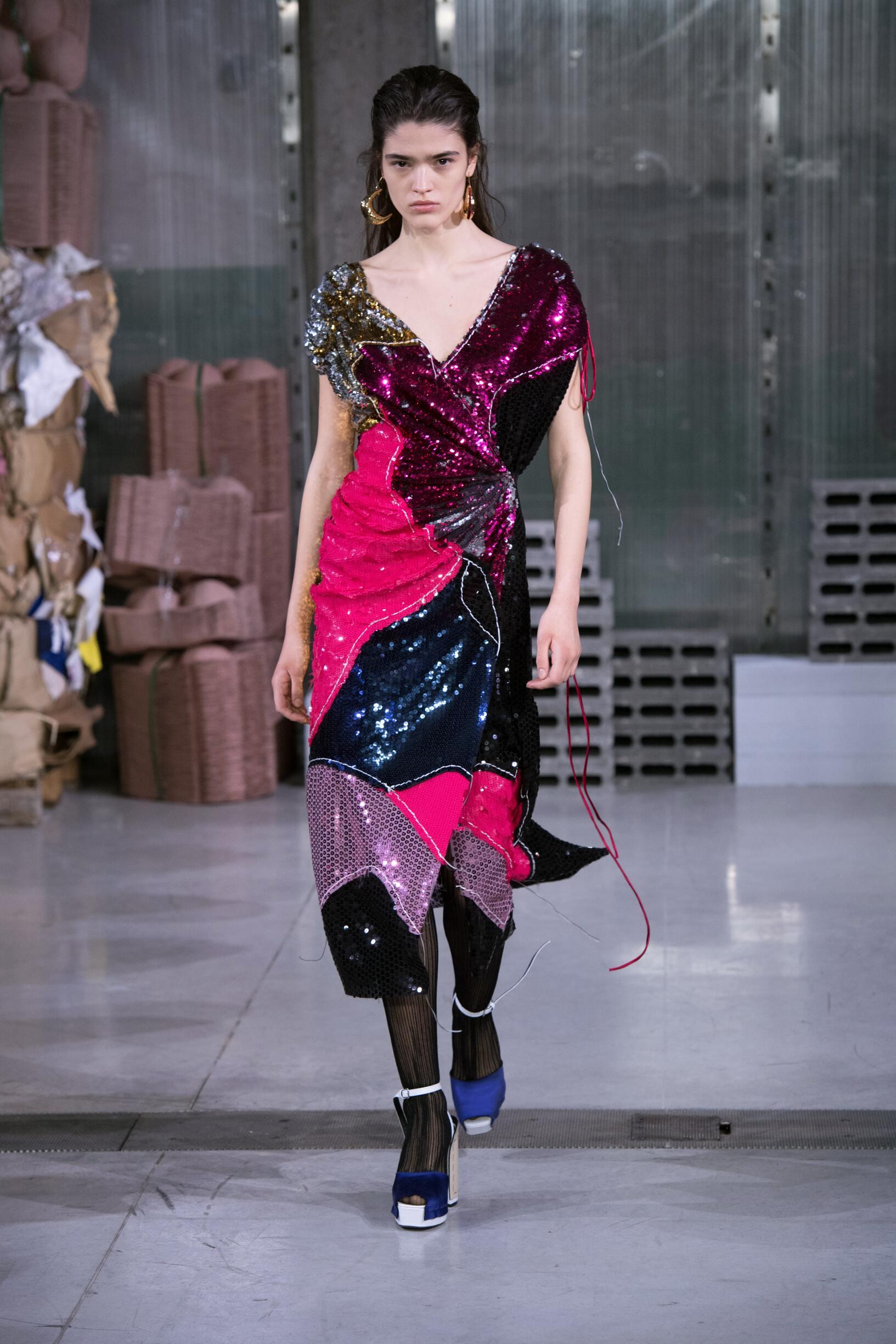 FW 2018-19 Marni Fashion Show Milan