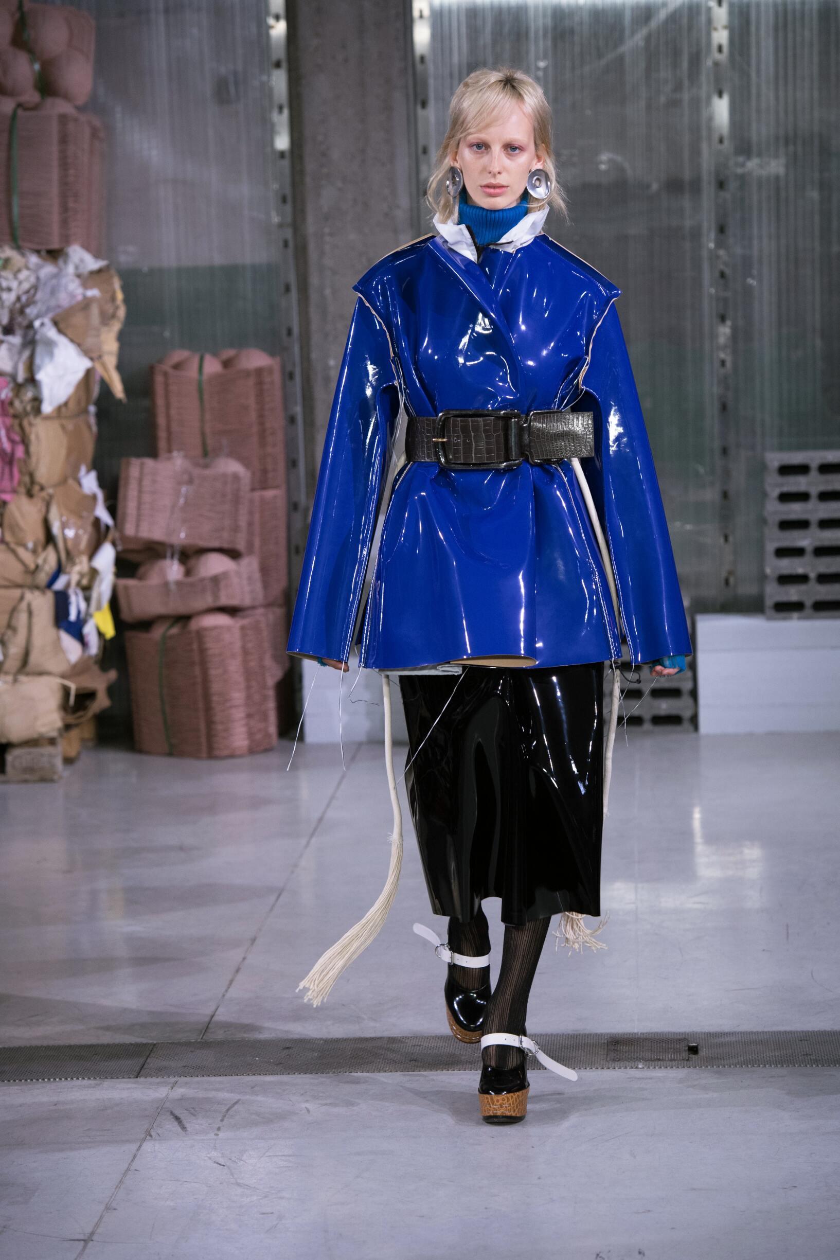FW 2018-19 Marni Fashion Show