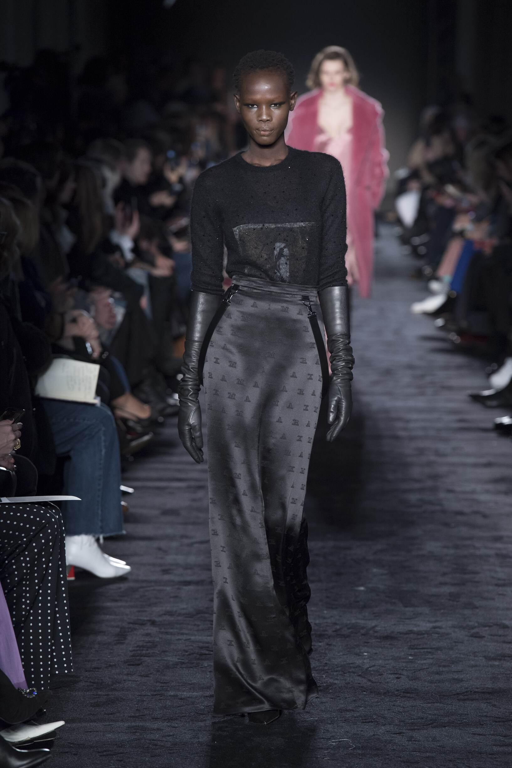 FW 2018-19 Max Mara Fashion Show Milan