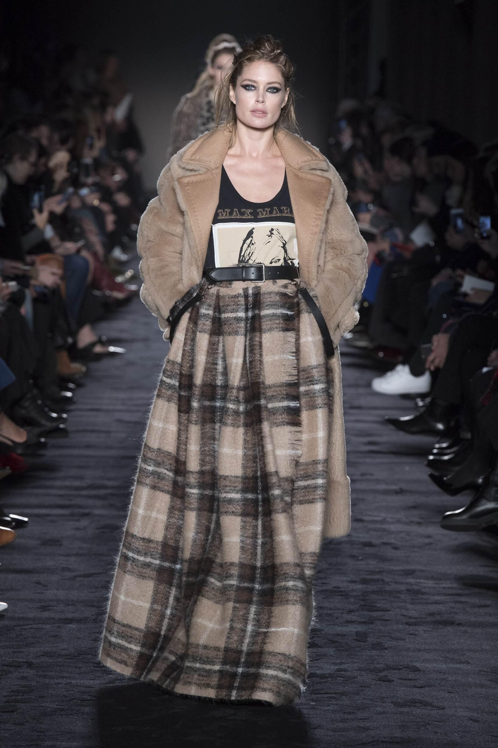 FW 2018-19 Max Mara Fashion Show